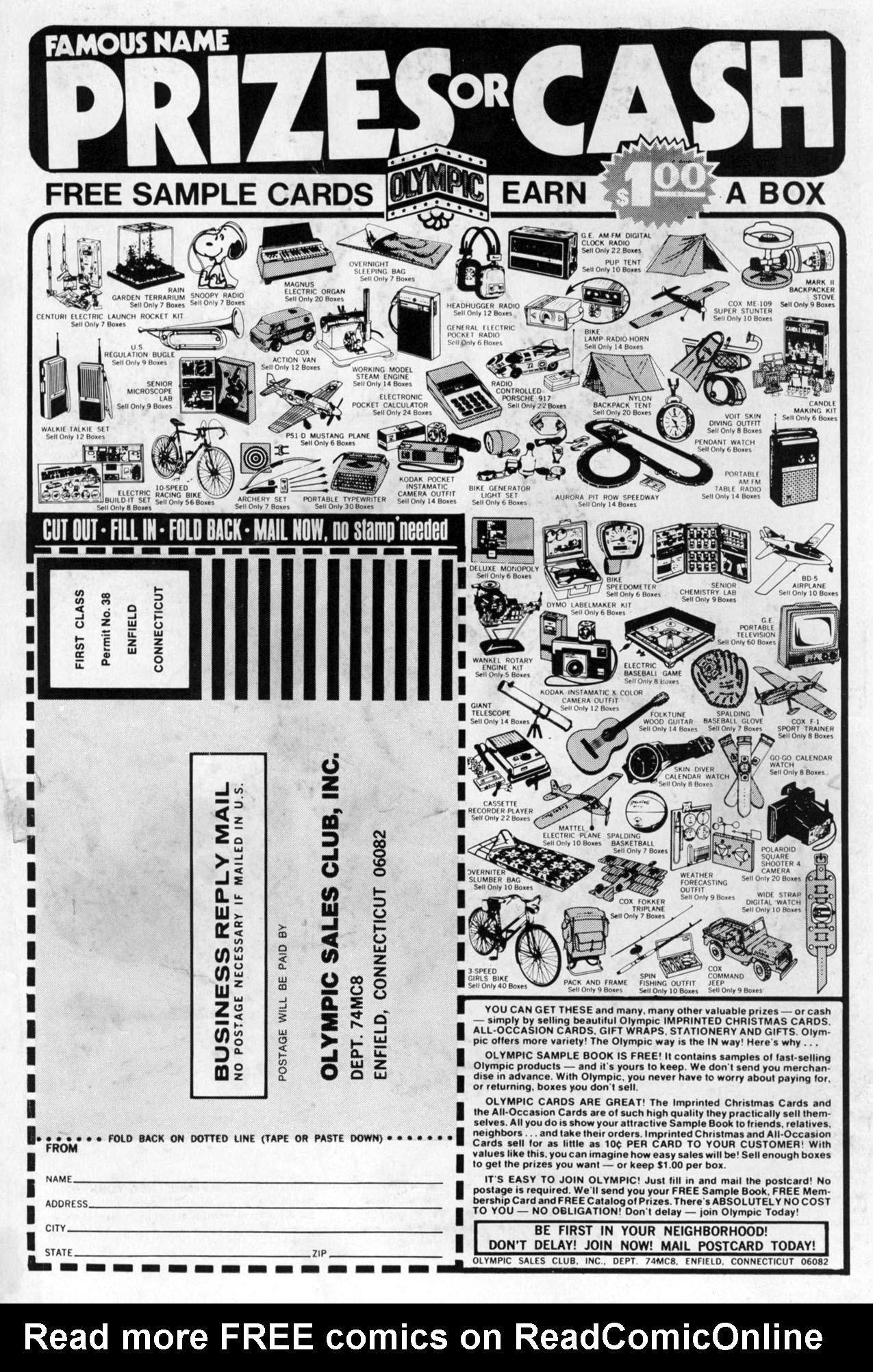 Read online Amazing Adventures (1970) comic -  Issue #27 - 2