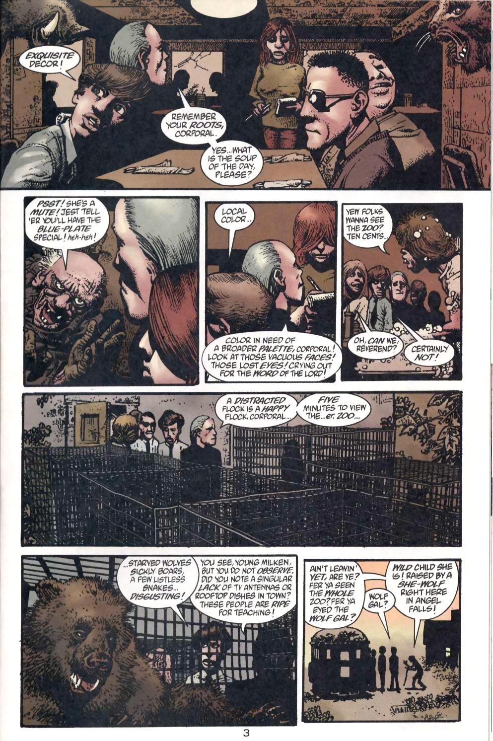 Read online Flinch comic -  Issue #1 - 18