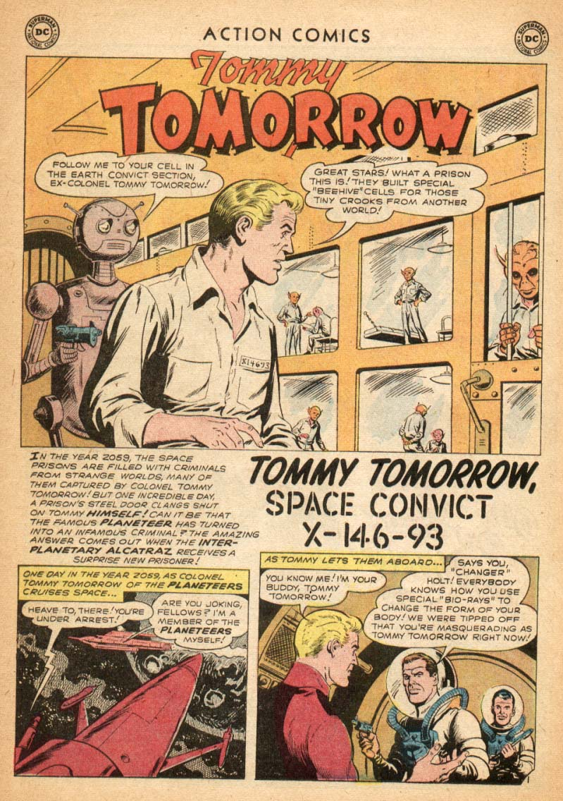 Read online Action Comics (1938) comic -  Issue #247 - 18