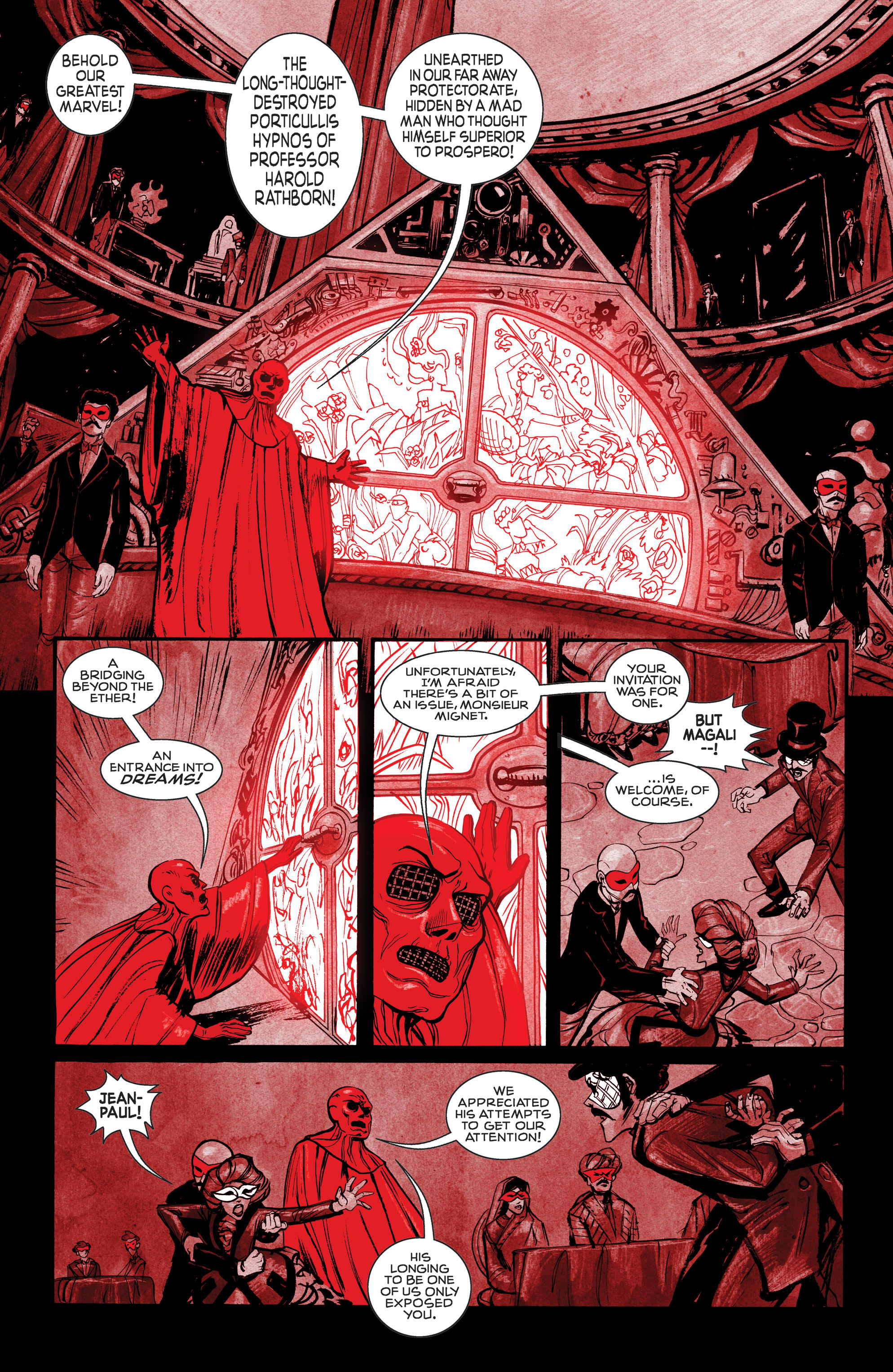 Read online Shutter comic -  Issue #9 - 6