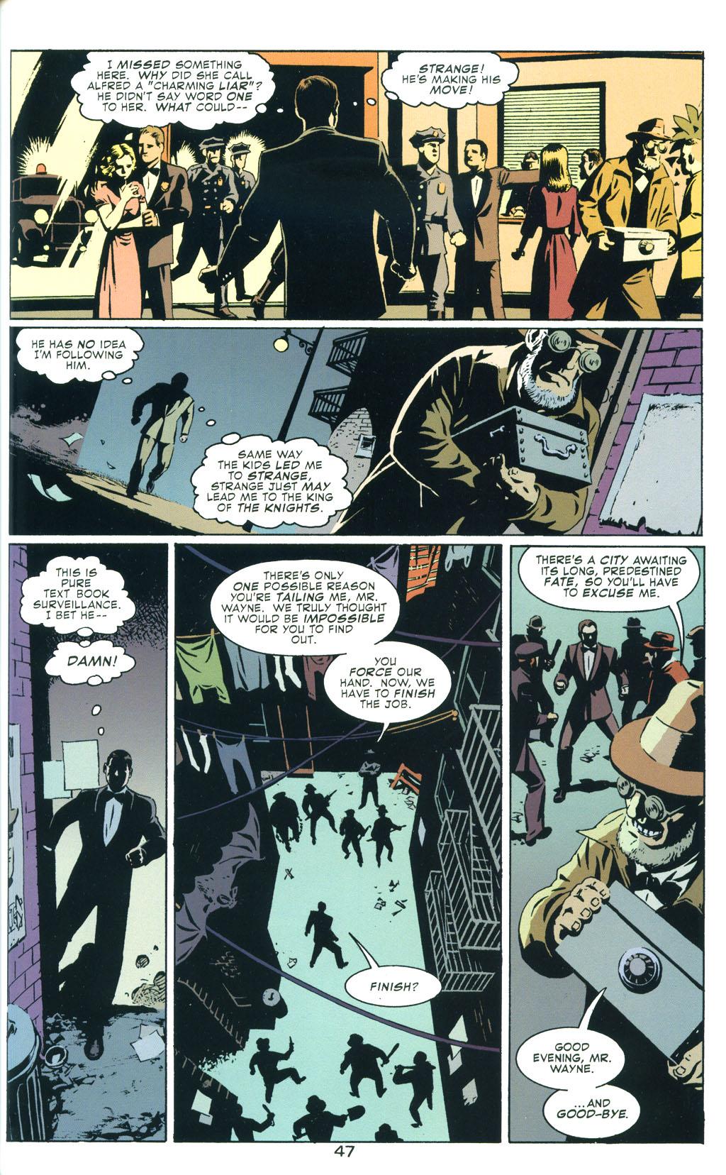 Read online Batman: Detective #27 comic -  Issue #27 TPB - 53