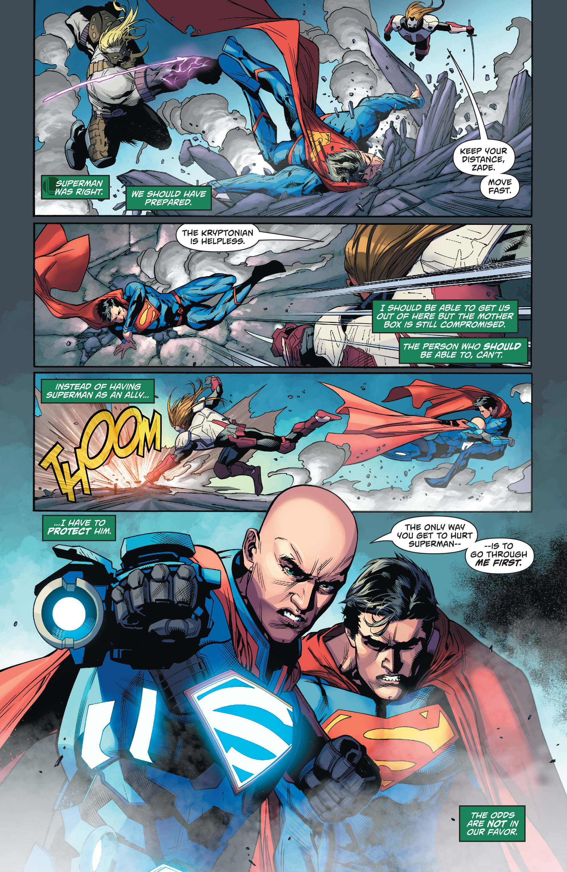 Read online Action Comics (2016) comic -  Issue #971 - 20