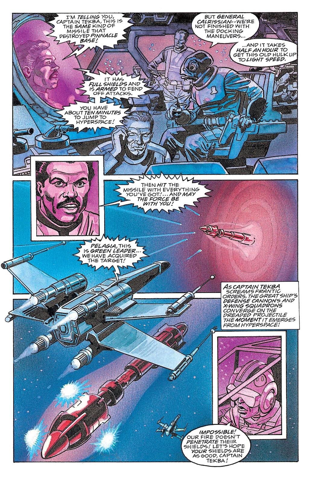 Read online Star Wars: Dark Empire Trilogy comic -  Issue # TPB (Part 4) - 12