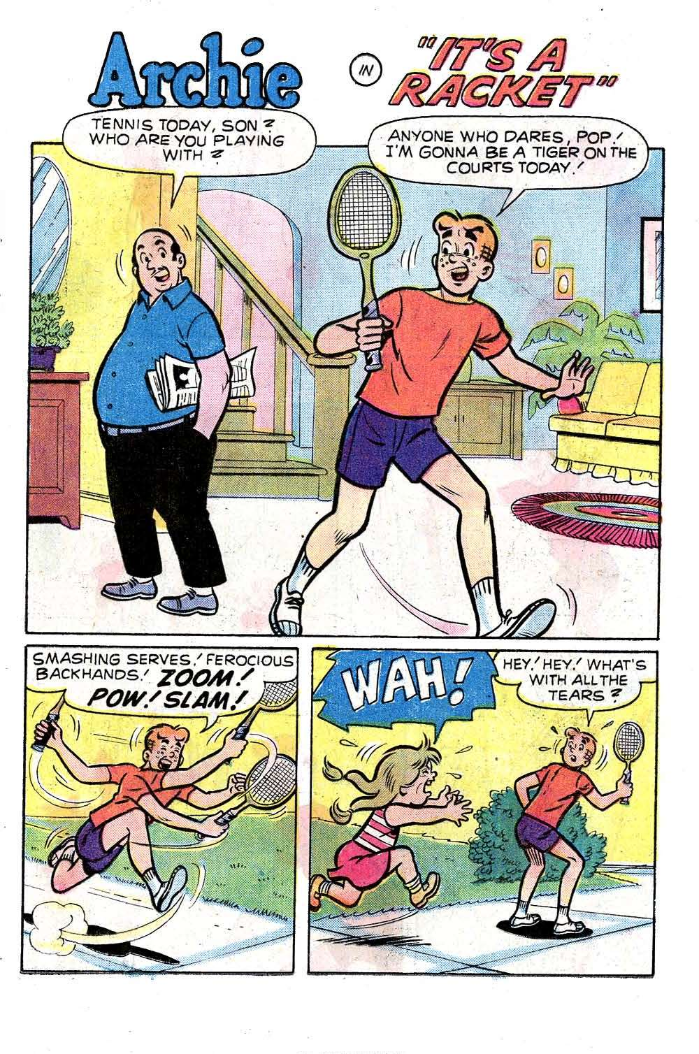 Read online Archie (1960) comic -  Issue #257 - 13