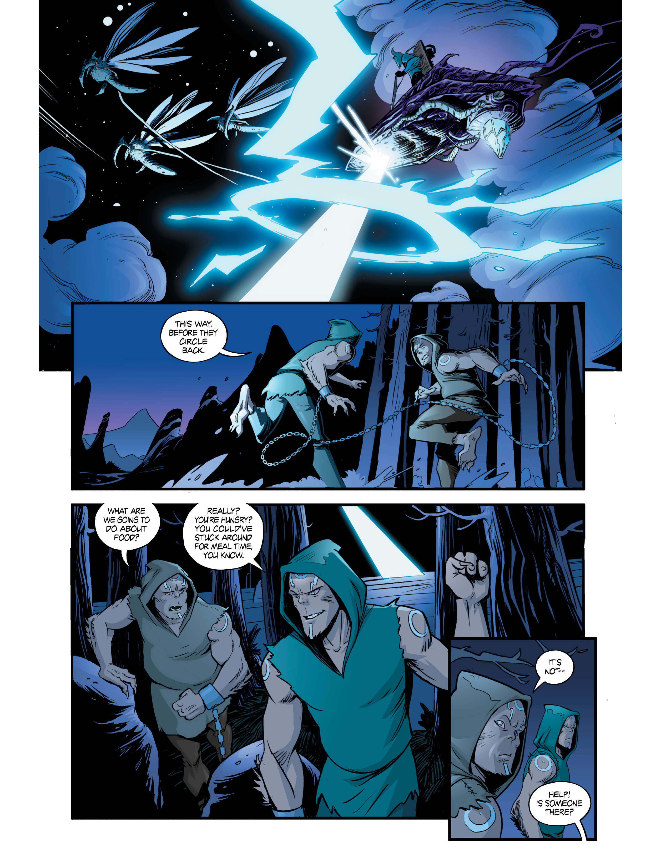 Read online Image comic -  Issue #14 - 25
