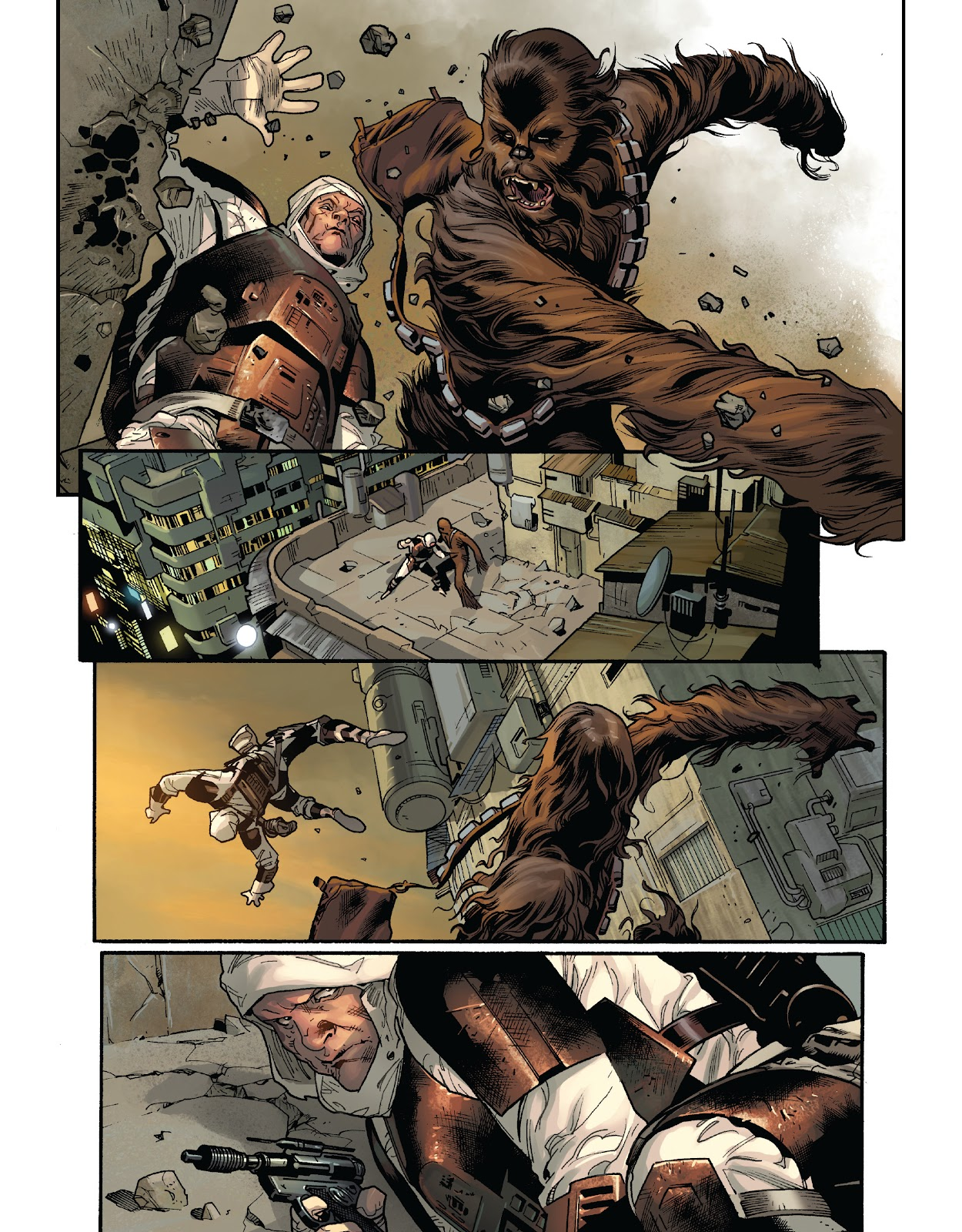 Read online The Marvel Art of Star Wars comic -  Issue # TPB (Part 1) - 45