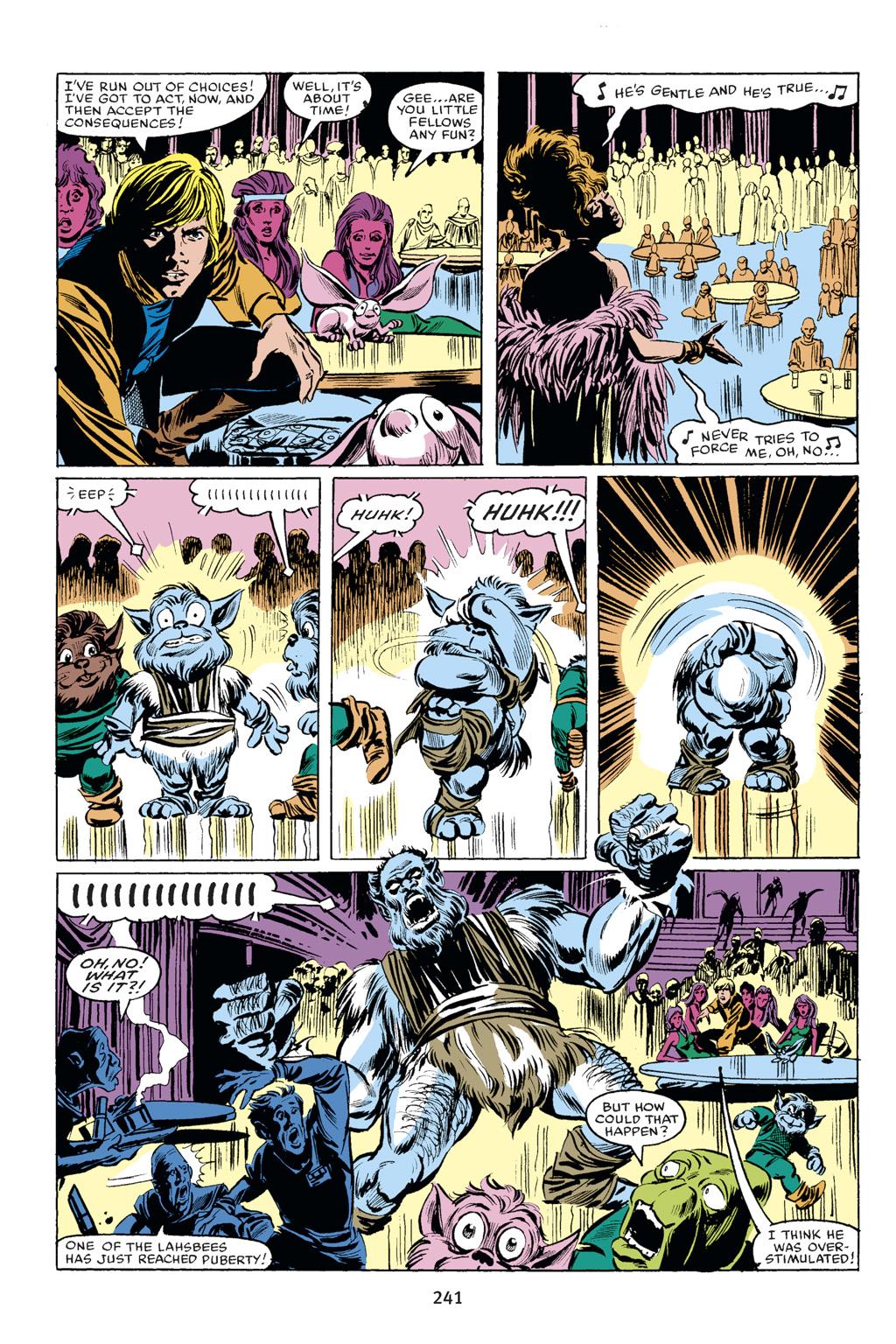 Read online Star Wars Omnibus comic -  Issue # Vol. 18 - 227