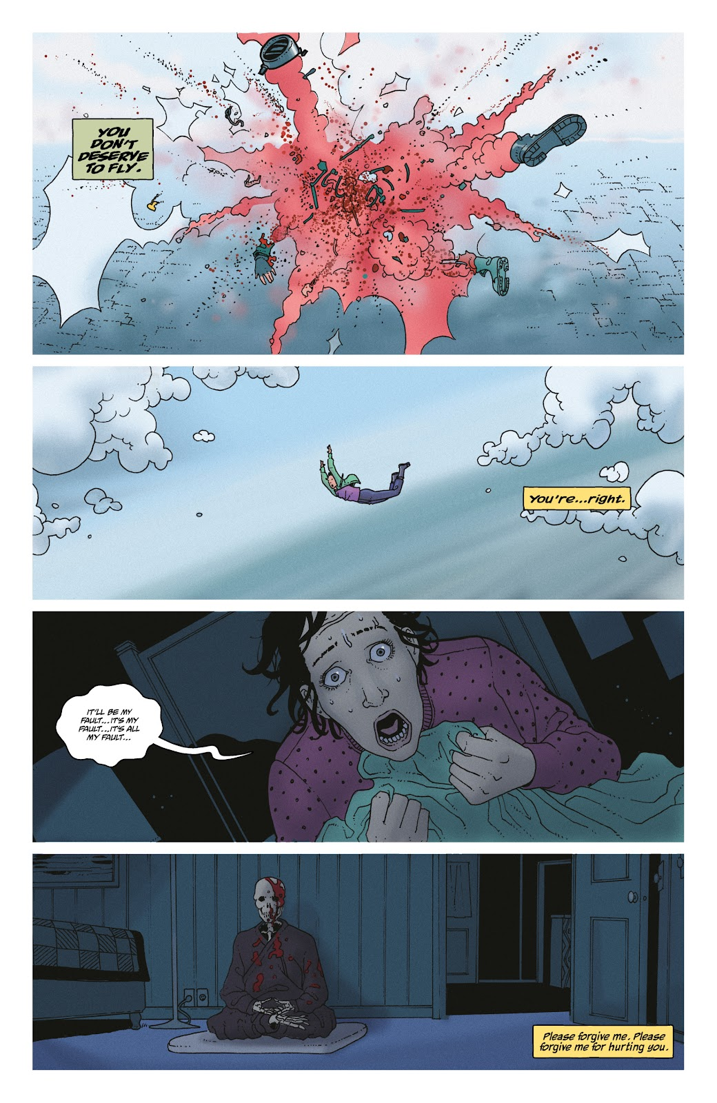 Read online She Could Fly comic -  Issue # _TPB - 33