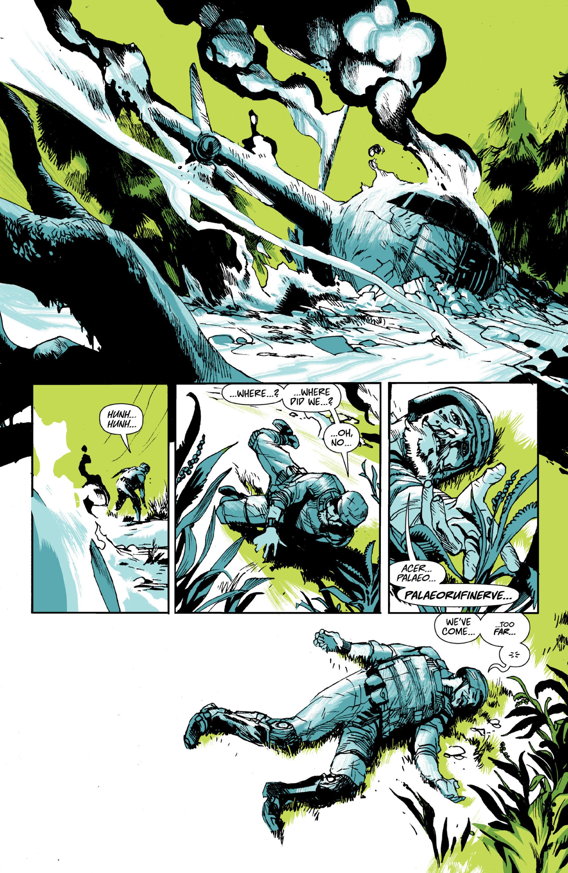 Read online Ei8ht comic -  Issue # TPB - 36
