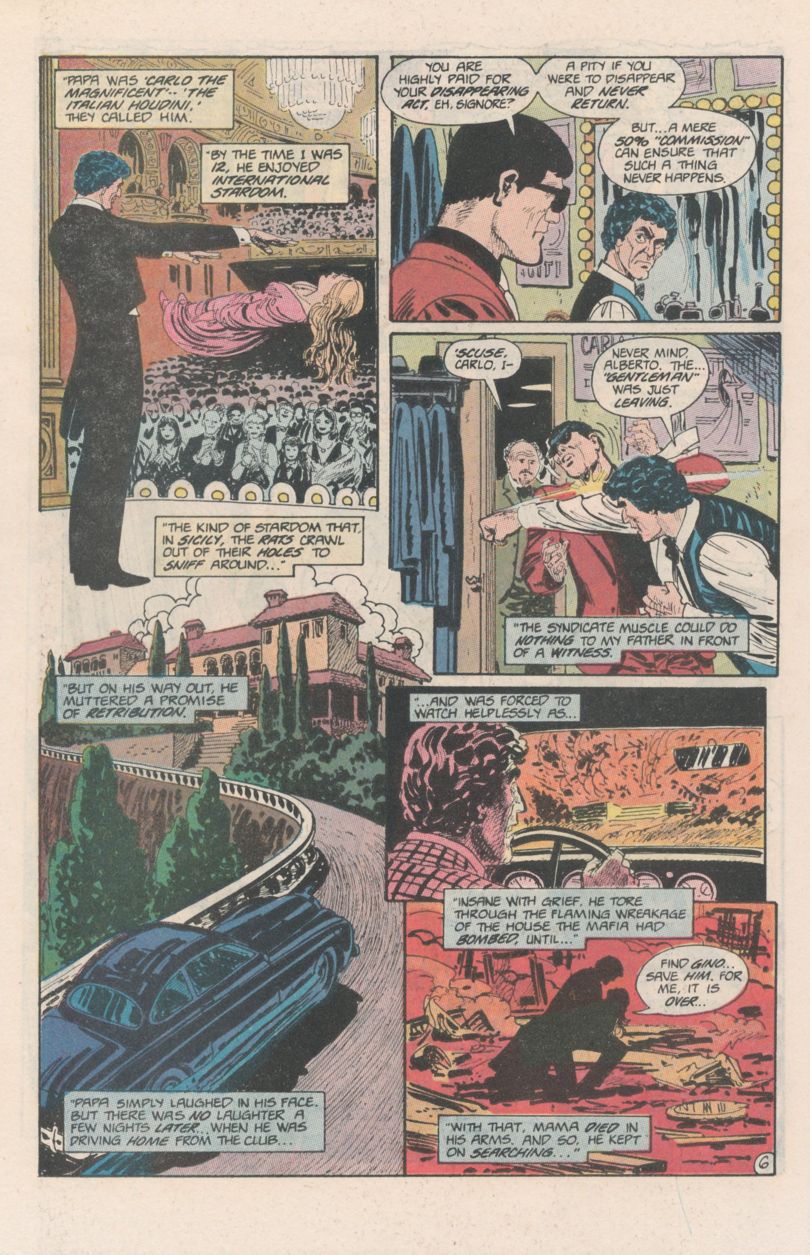 Read online Action Comics (1938) comic -  Issue #607 - 37