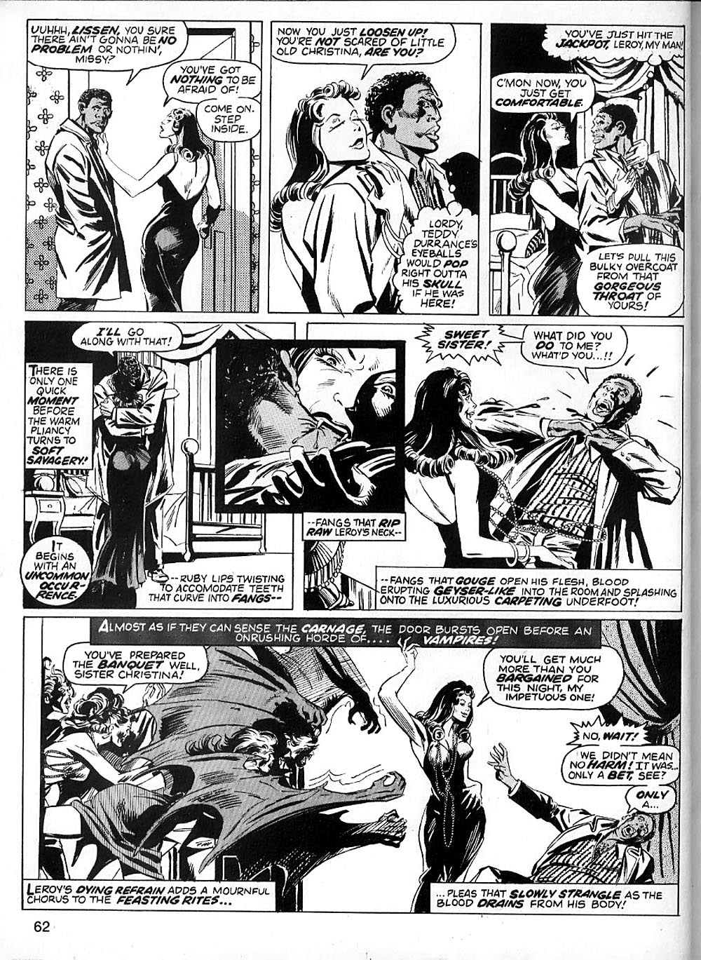 Vampire Tales issue 2 - Page 63