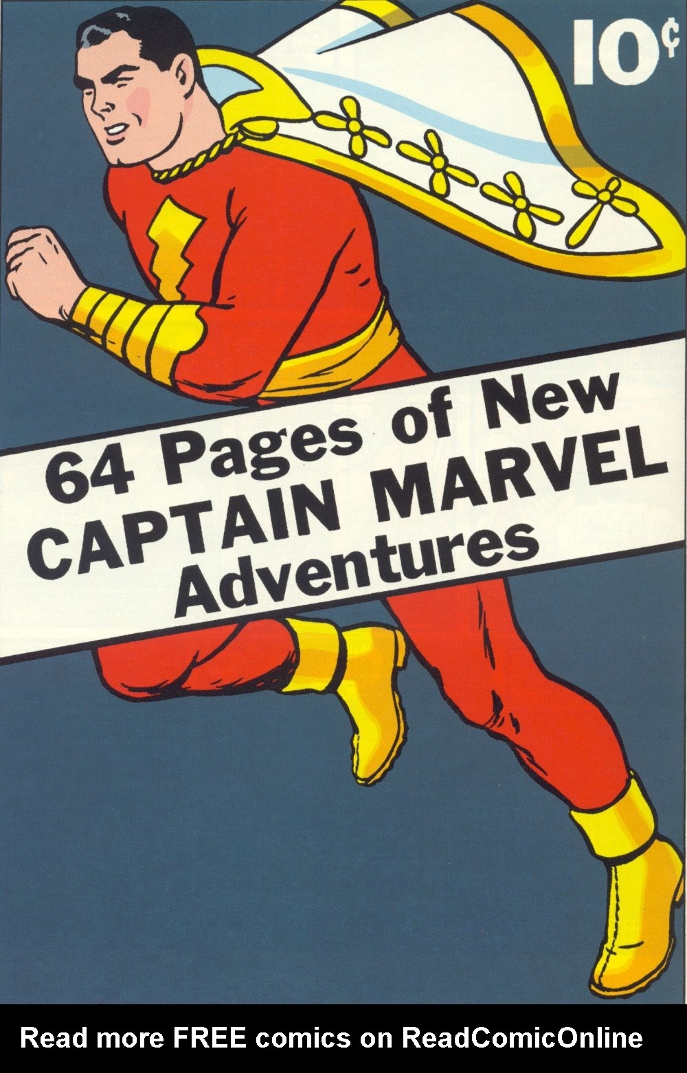 Captain Marvel Adventures issue 1 - Page 1