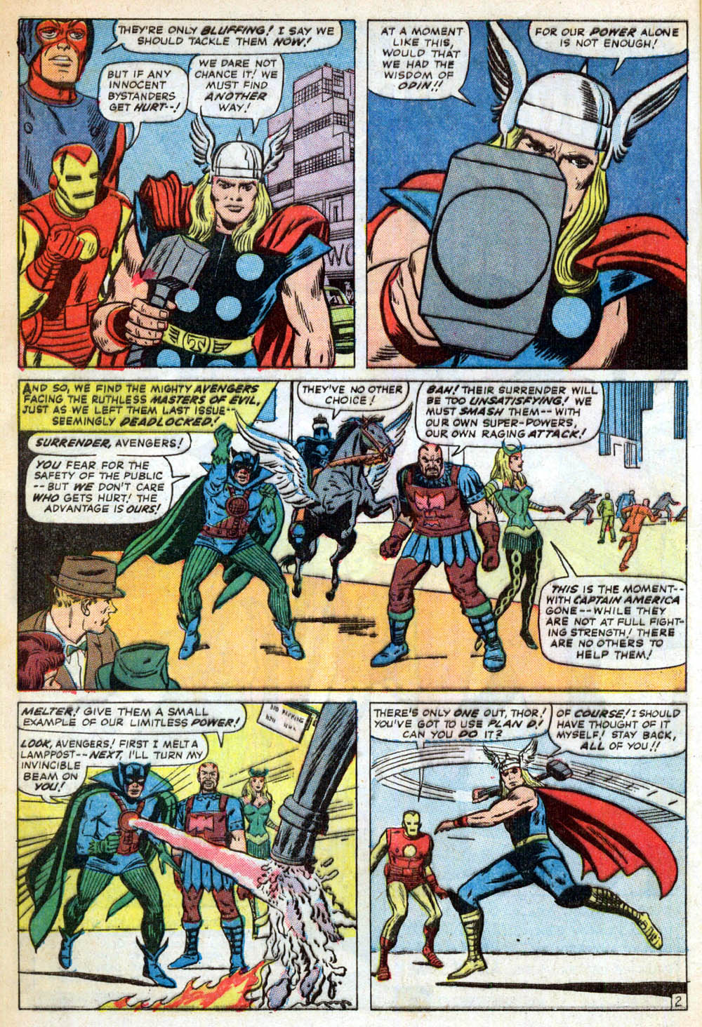 The Avengers (1963) 16 Page 3