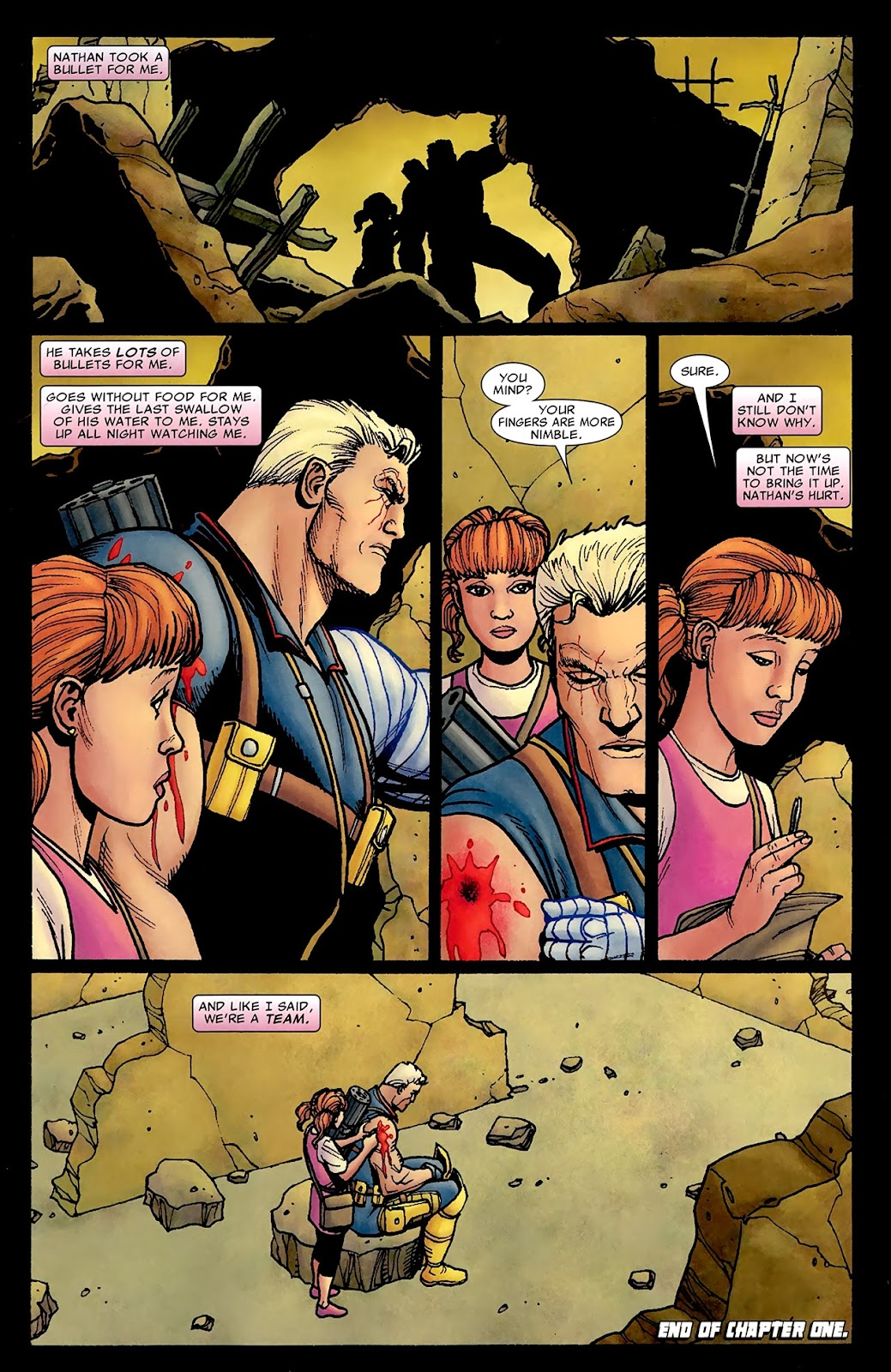 Read online X-Men: Second Coming Revelations comic -  Issue # TPB (Part 1) - 13