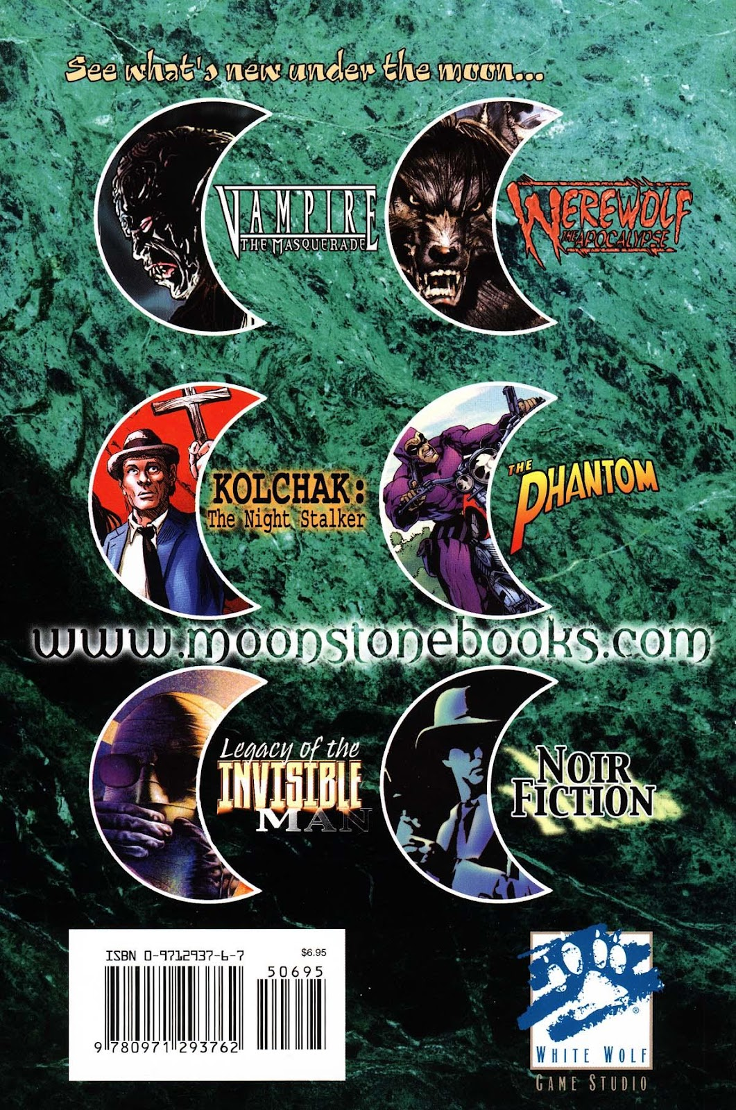 Read online Vampire the Masquerade comic -  Issue # Ventrue - 52