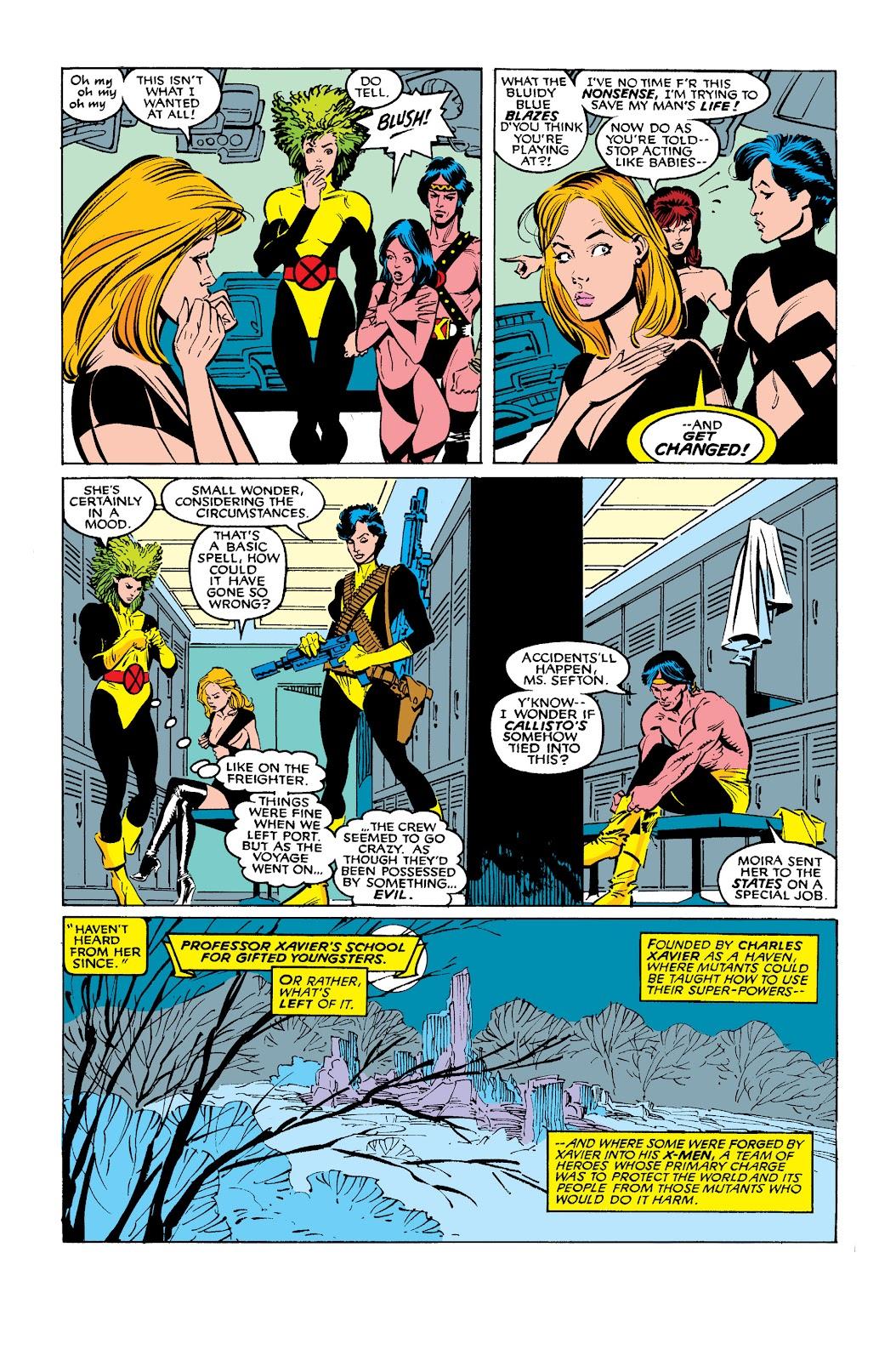 Uncanny X-Men (1963) issue 254 - Page 9