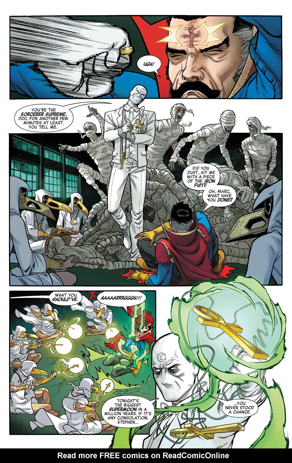 Avengers (2018) issue 33 - Page 10