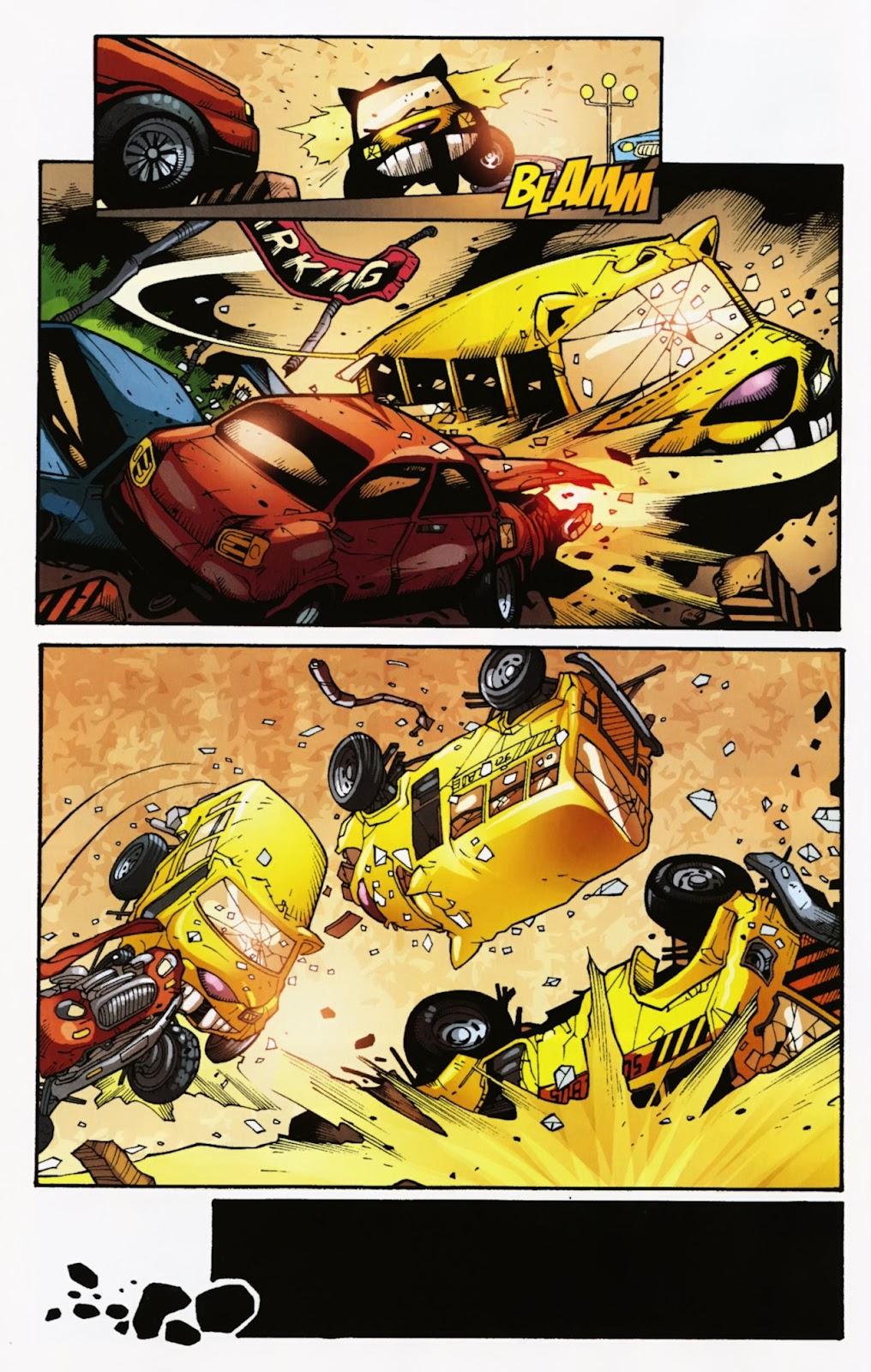 Read online Deadpool (2008) comic -  Issue #39 - 17