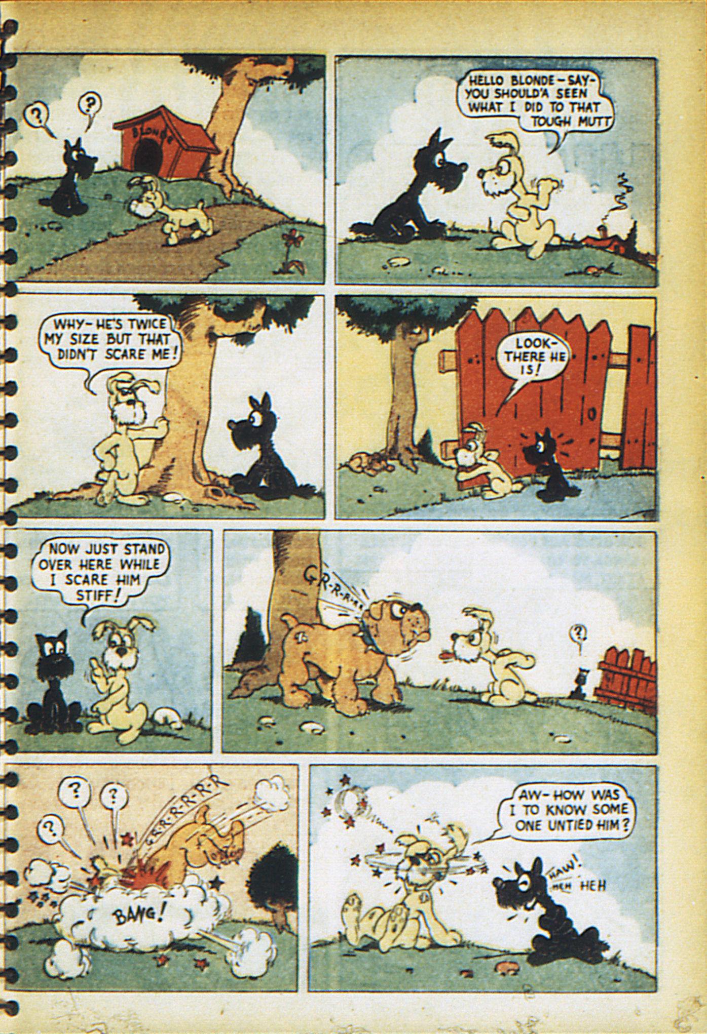 Read online Adventure Comics (1938) comic -  Issue #27 - 57