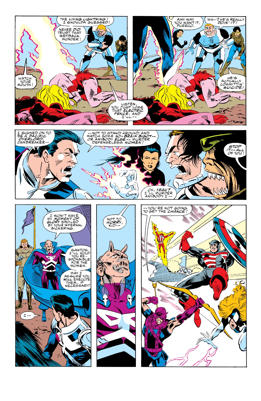 Avengers West Coast (1989) issue 74 - Page 5