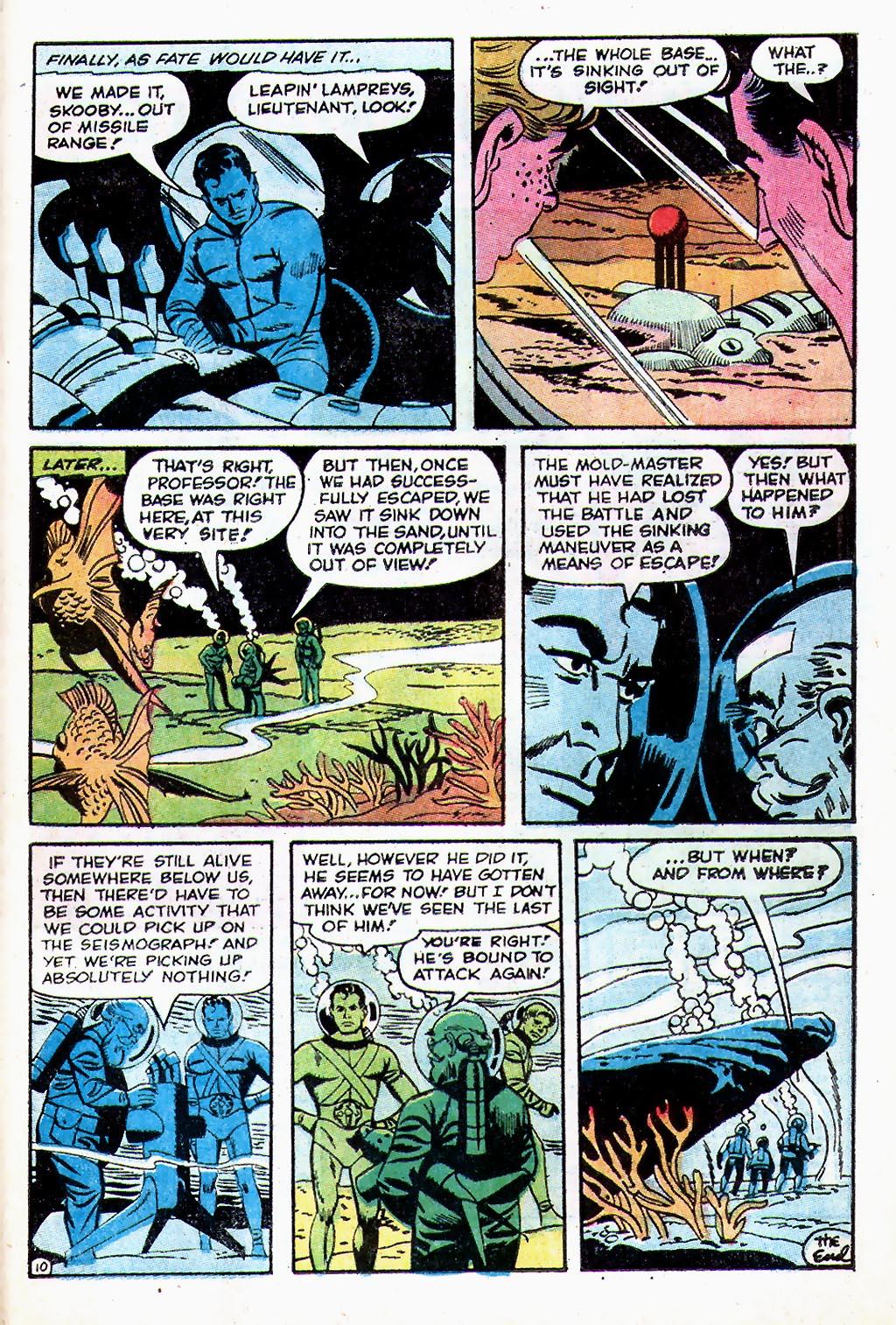 T.H.U.N.D.E.R. Agents (1965) 13 Page 55