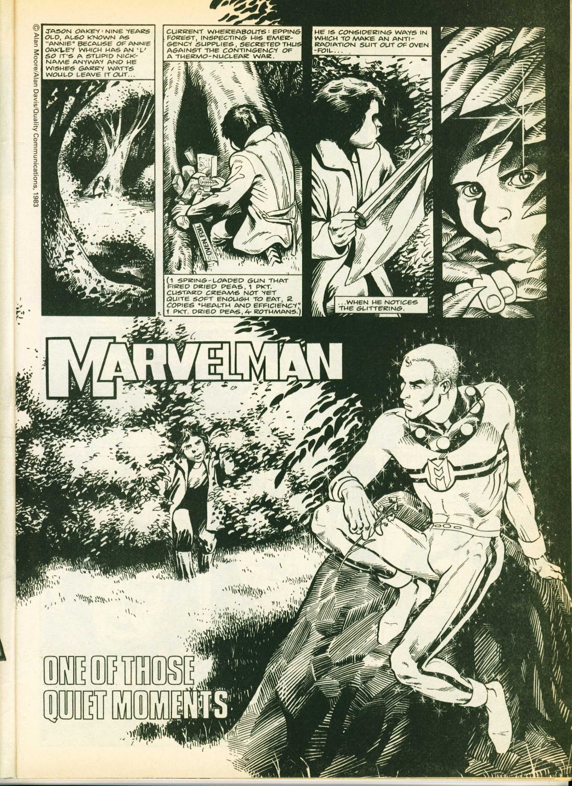 Warrior Issue #14 #15 - English 5