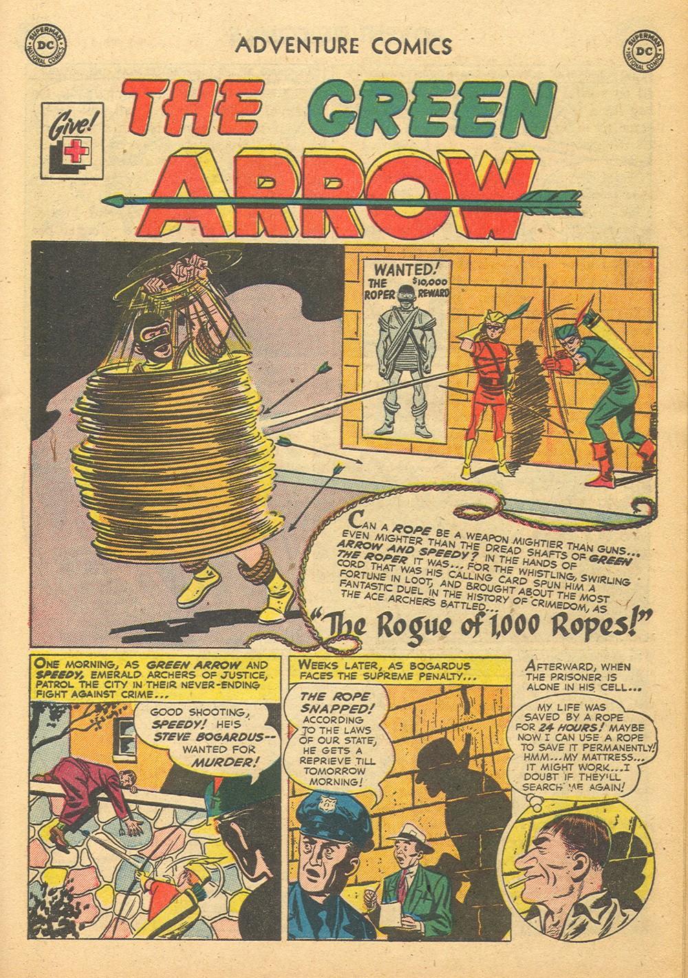 Read online Adventure Comics (1938) comic -  Issue #176 - 35