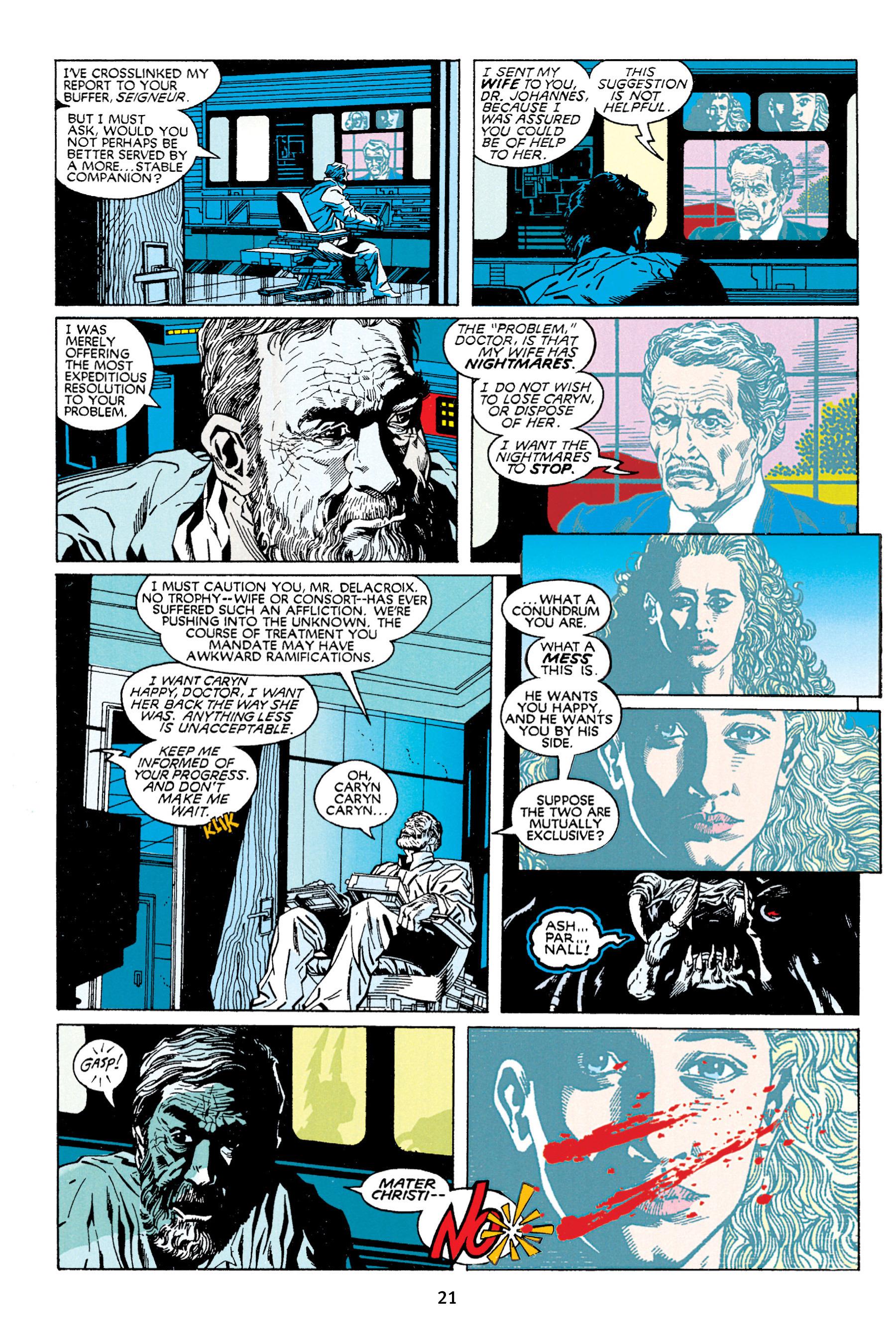 Read online Aliens vs. Predator Omnibus comic -  Issue # _TPB 2 Part 1 - 21