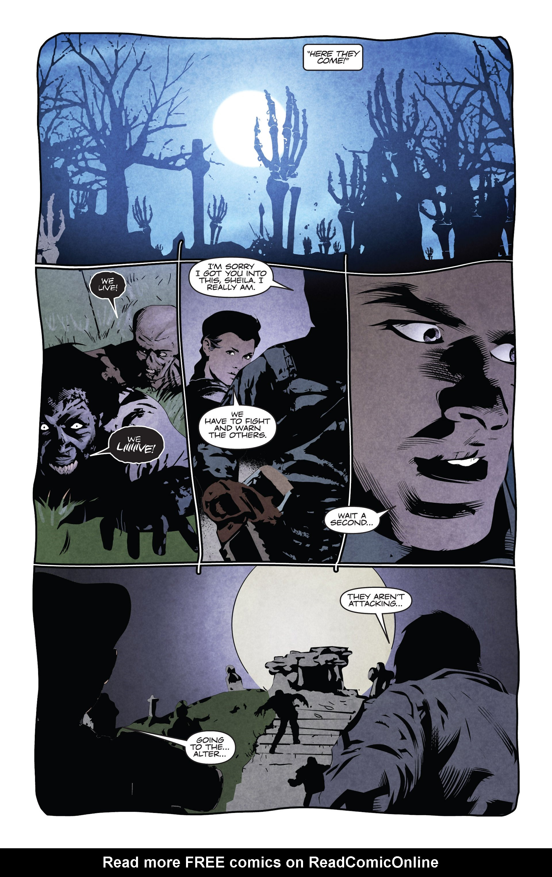 Read online Ash and the Army of Darkness comic -  Issue #4 - 20