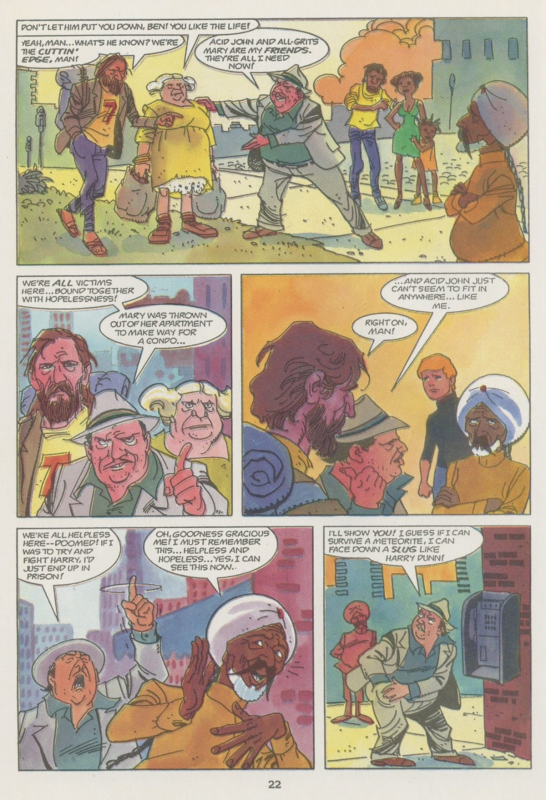 Jonny Quest (1986) issue 19 - Page 24