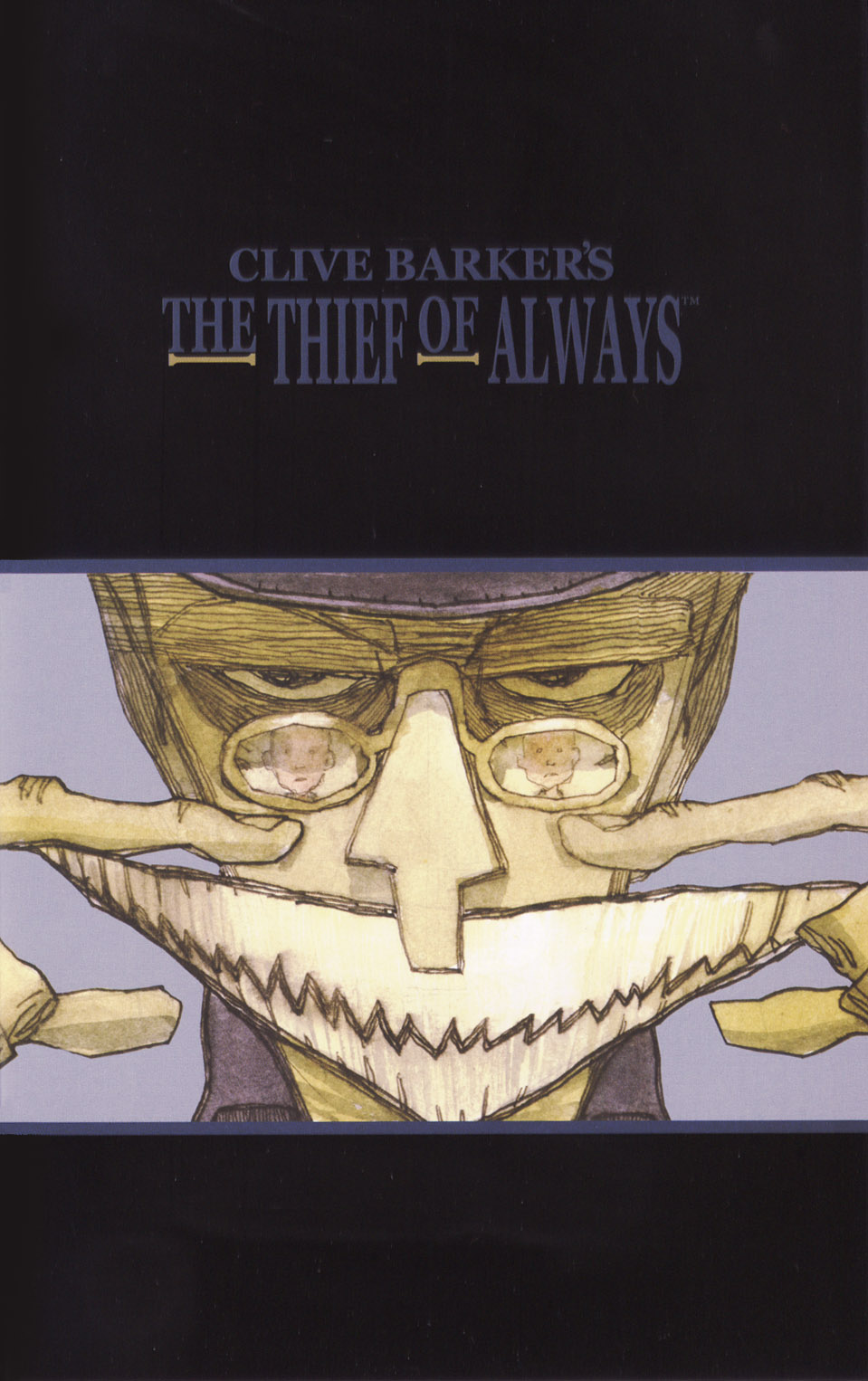 Read online Clive Barker's The Thief Of Always comic -  Issue #1 - 2