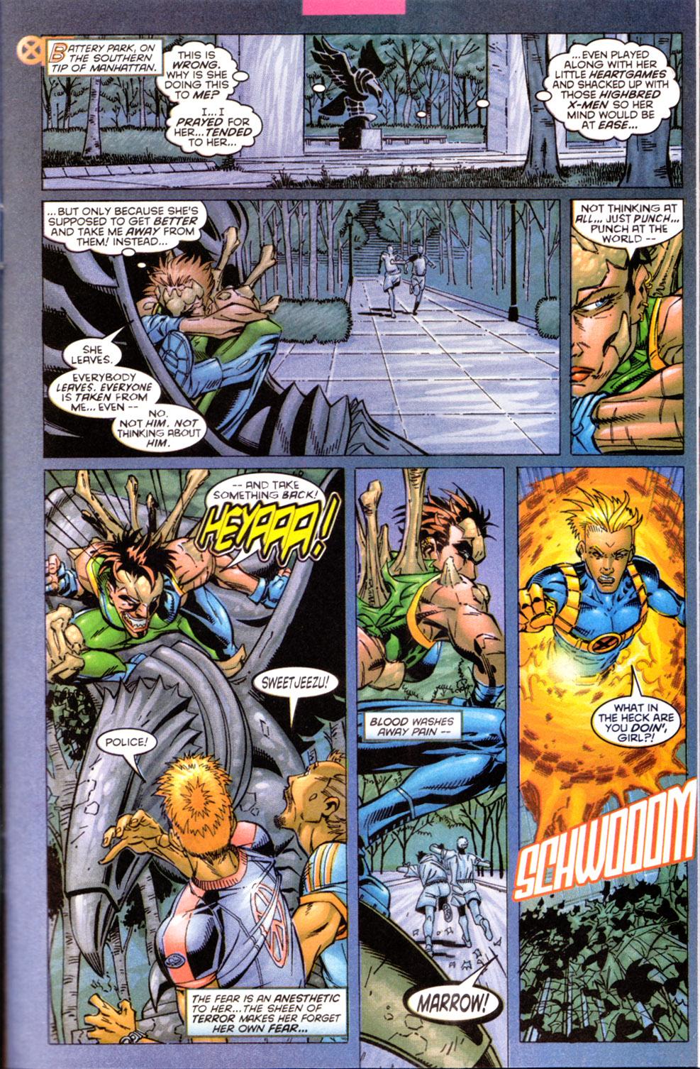 X-Men (1991) 79 Page 7