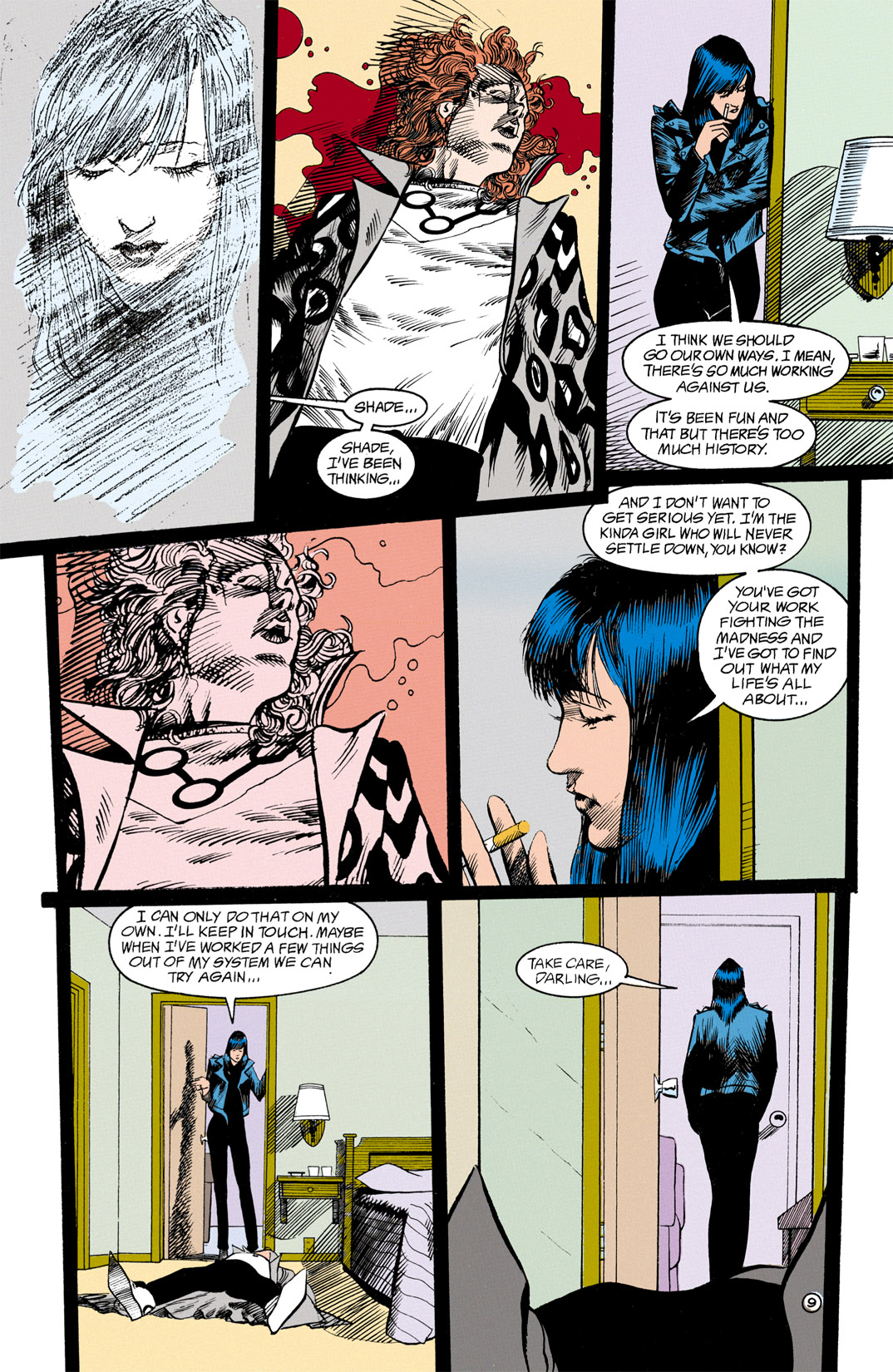 Read online Shade, the Changing Man comic -  Issue #13 - 10