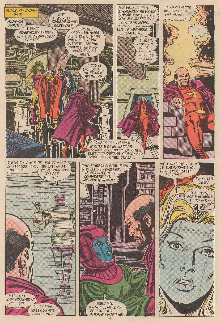 The Avengers (1963) 294 Page 4