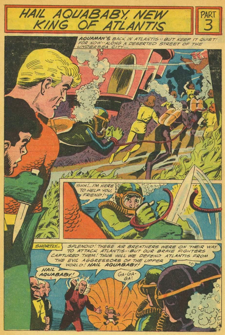 Read online Aquaman (1962) comic -  Issue #28 - 24