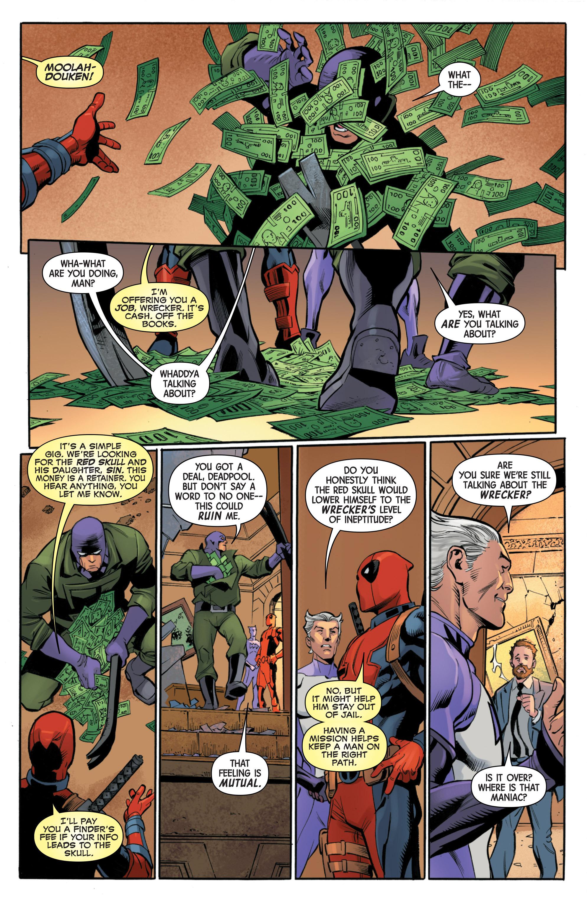 Read online Uncanny Avengers [II] comic -  Issue #6 - 17