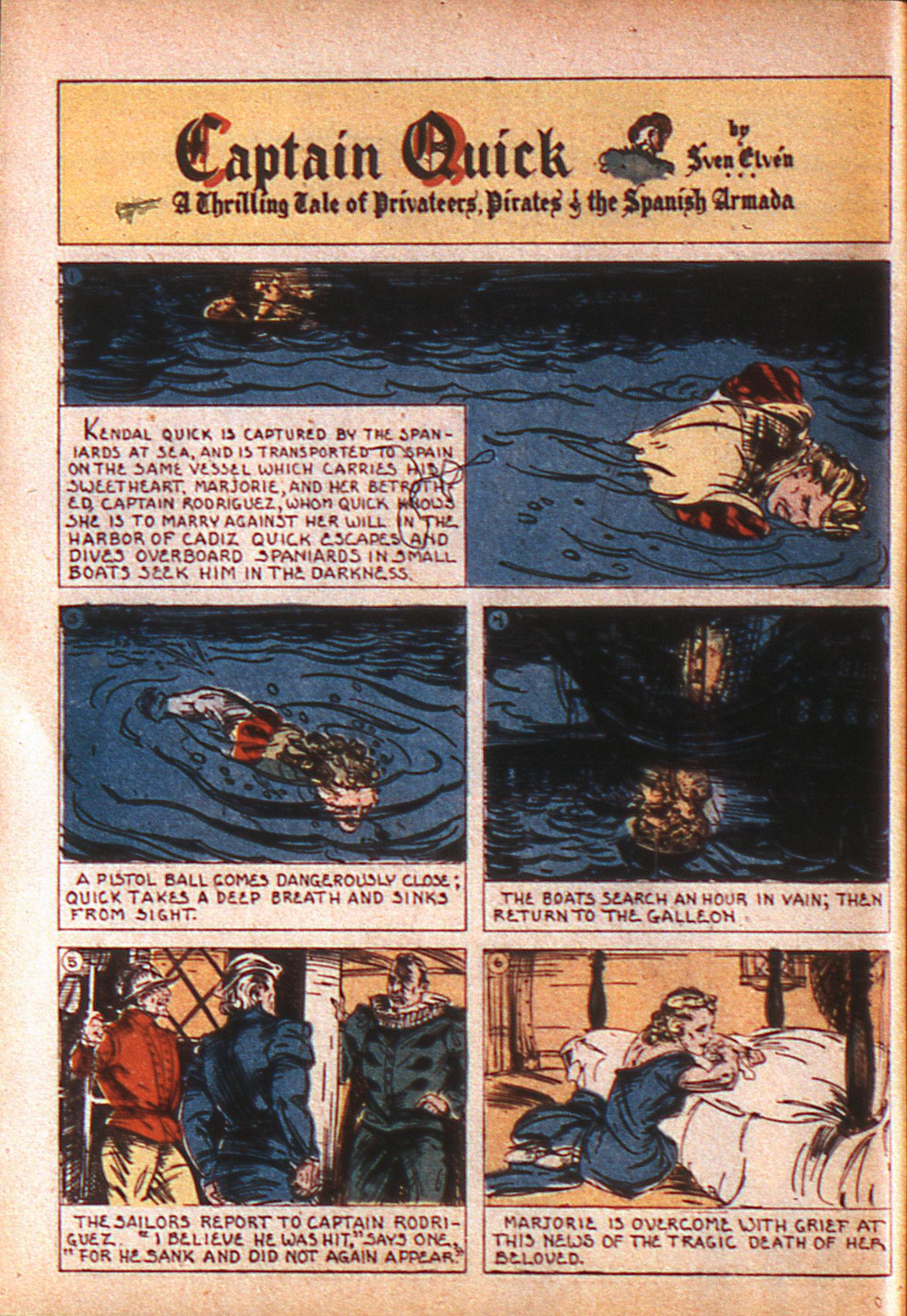 Read online Adventure Comics (1938) comic -  Issue #8 - 11