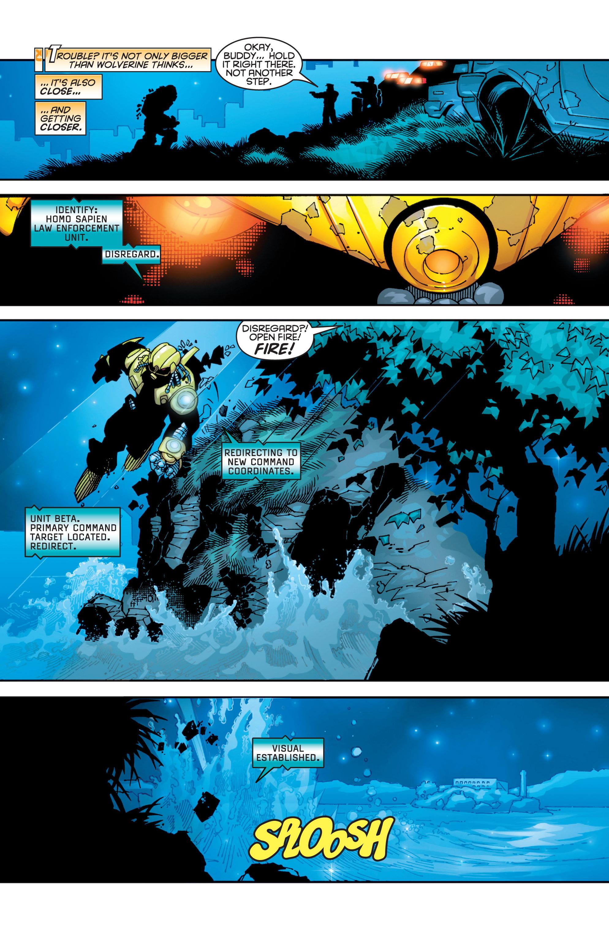 Read online Uncanny X-Men (1963) comic -  Issue #363 - 20