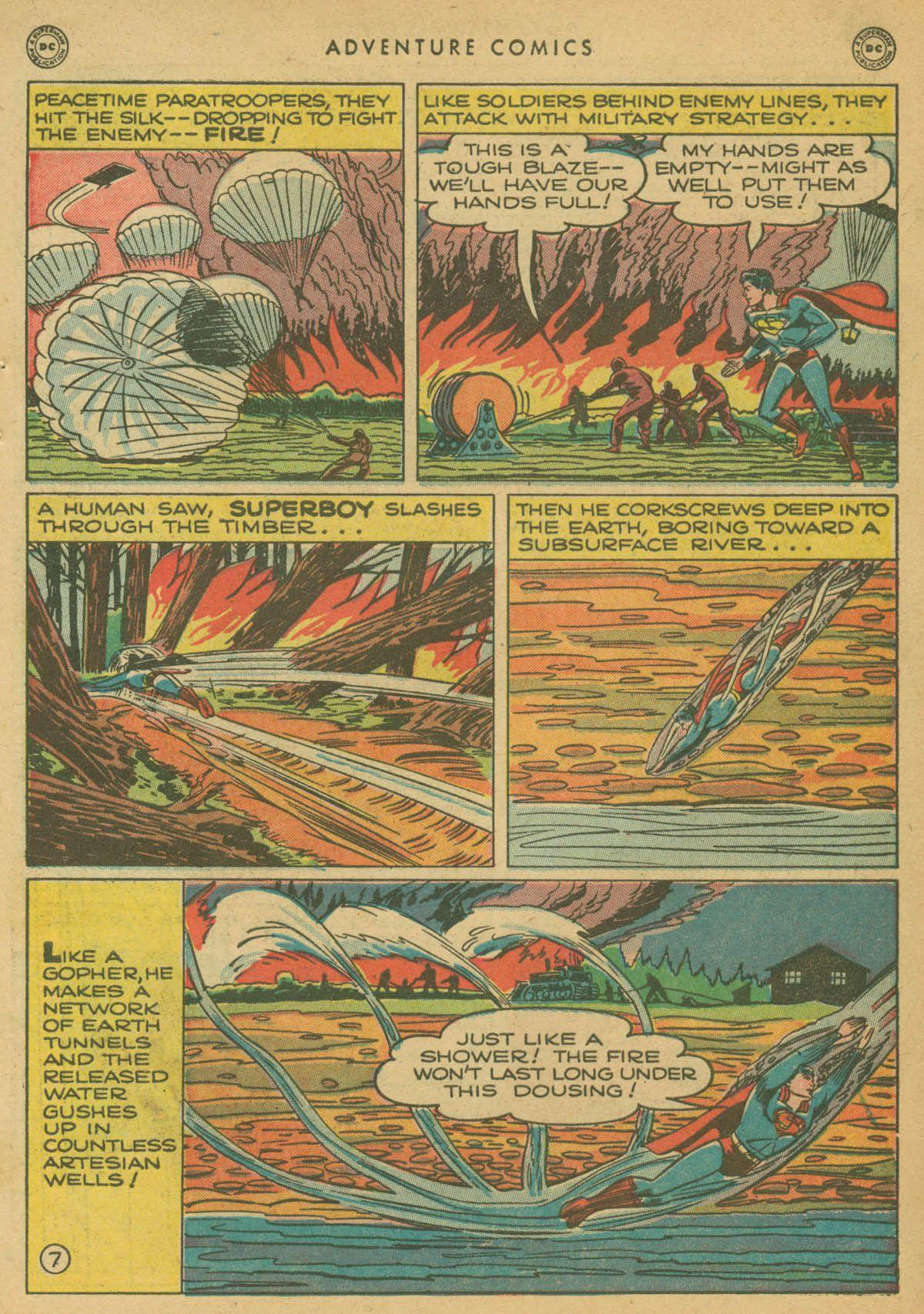 Read online Adventure Comics (1938) comic -  Issue #142 - 8
