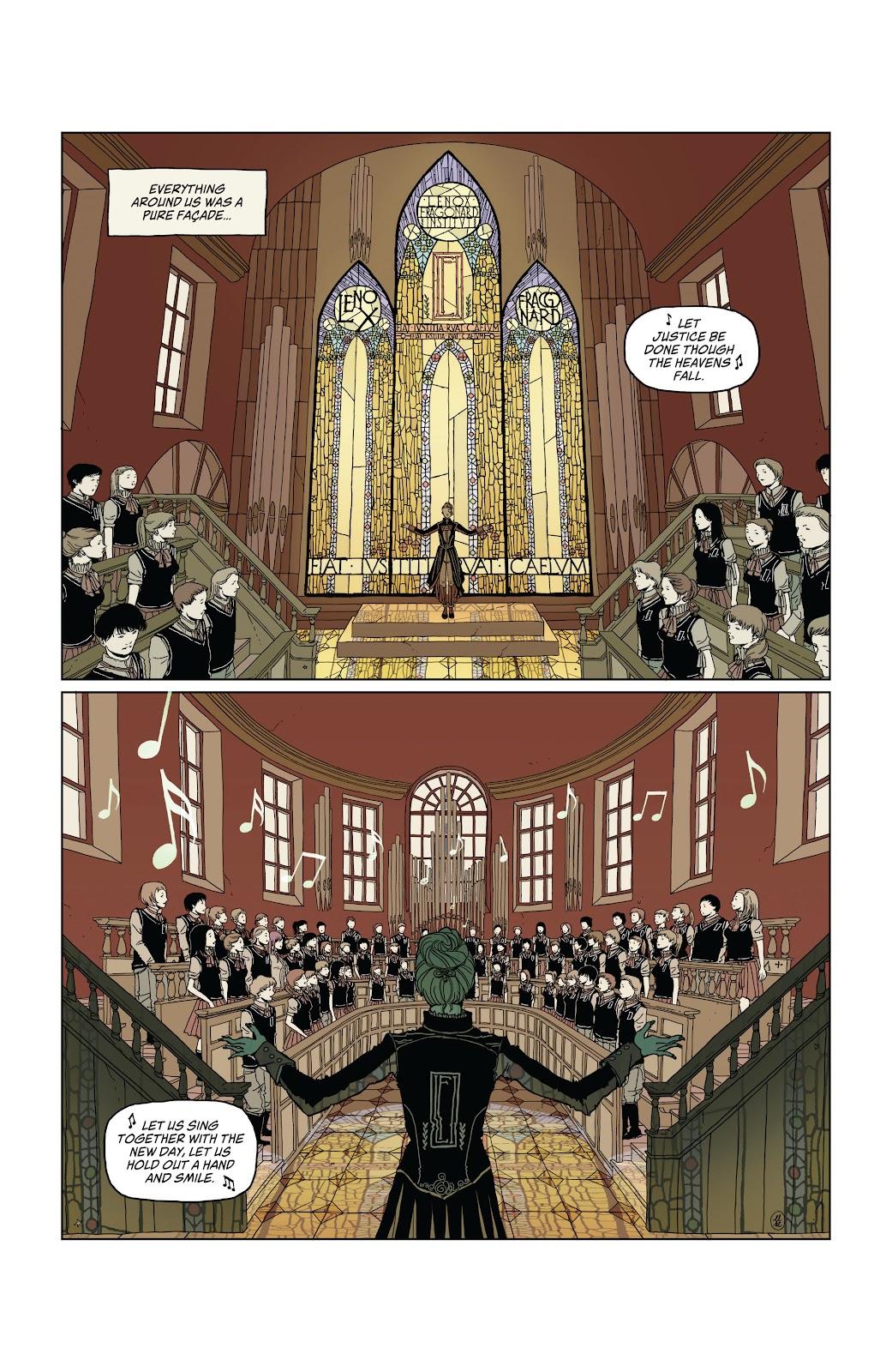 Read online Heartbeat comic -  Issue #1 - 14