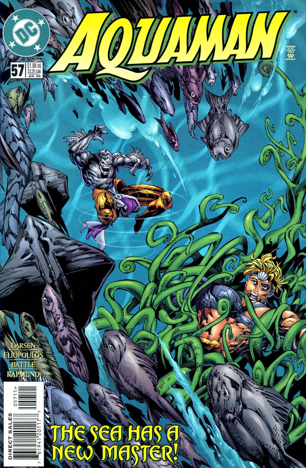 Aquaman (1994) 57 Page 1