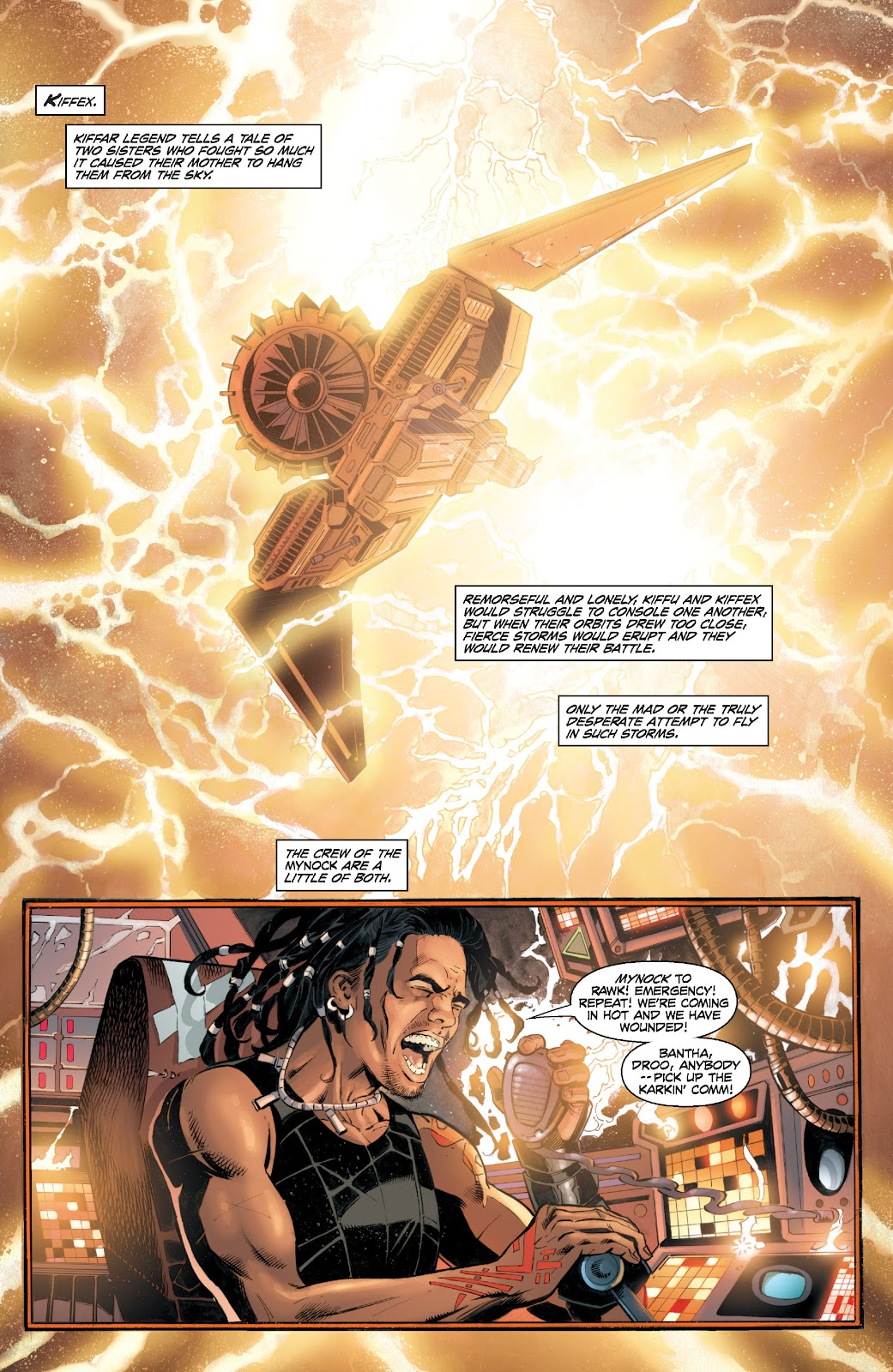 Read online Star Wars Legends: Legacy - Epic Collection comic -  Issue # TPB 2 (Part 4) - 44