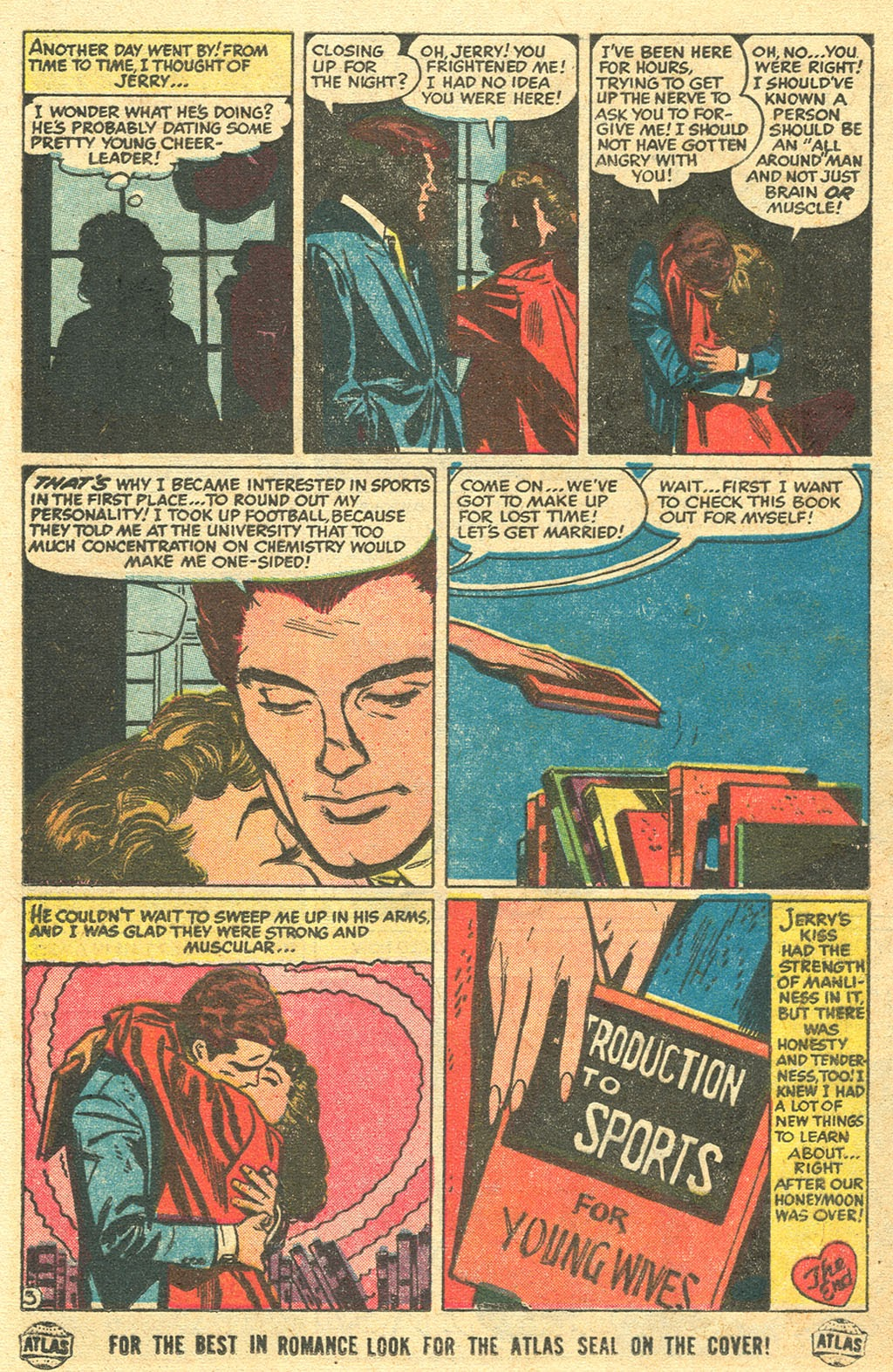 Love Romances (1949) issue 48 - Page 24