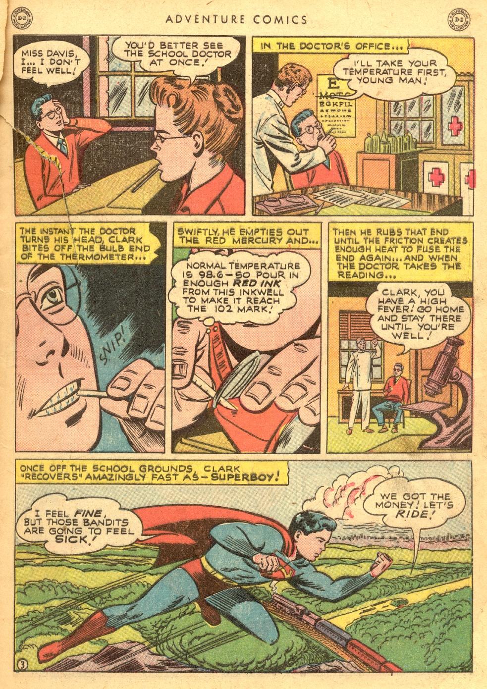 Read online Adventure Comics (1938) comic -  Issue #133 - 5