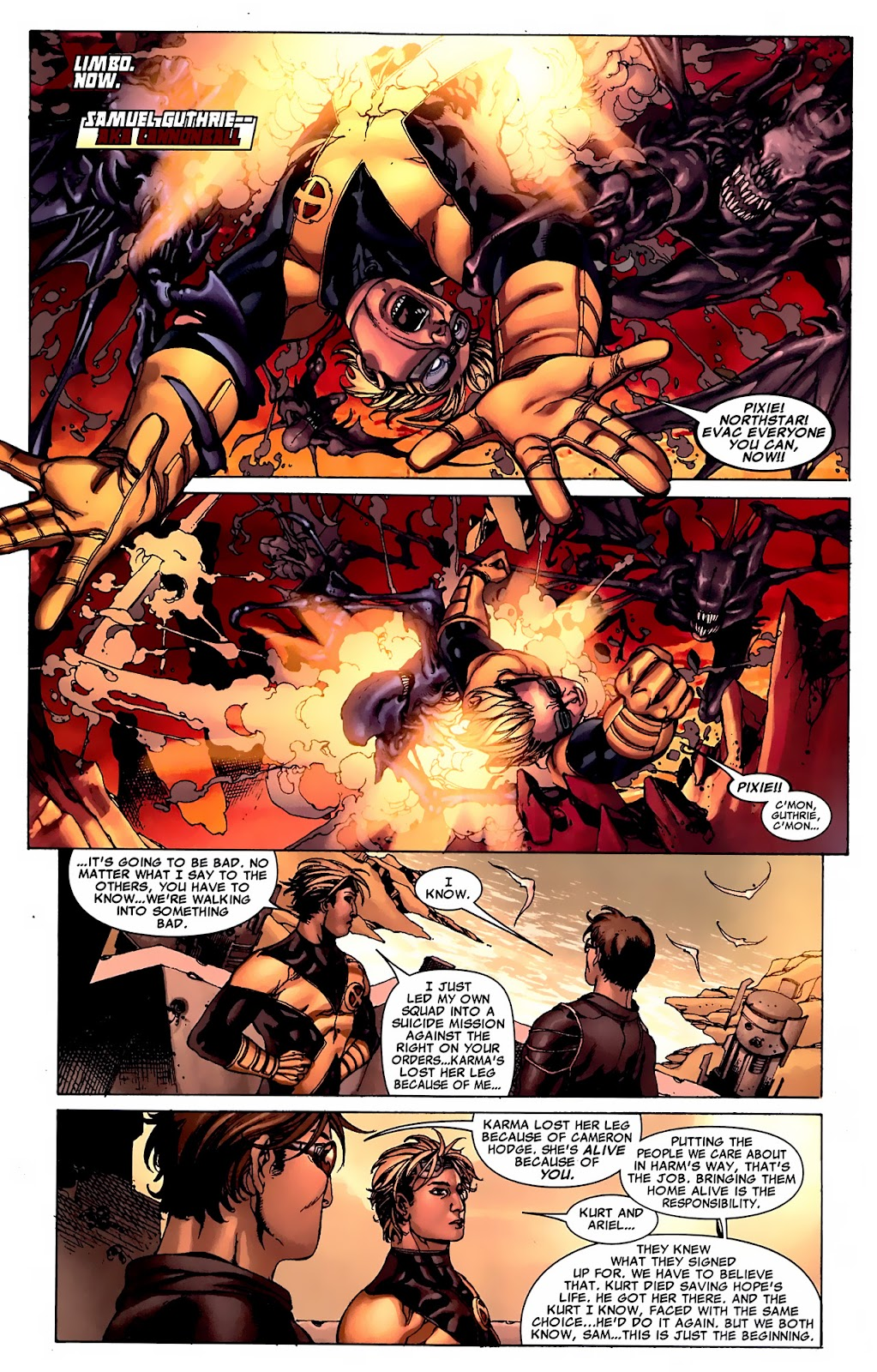 Read online X-Men: Second Coming Revelations comic -  Issue # TPB (Part 2) - 8