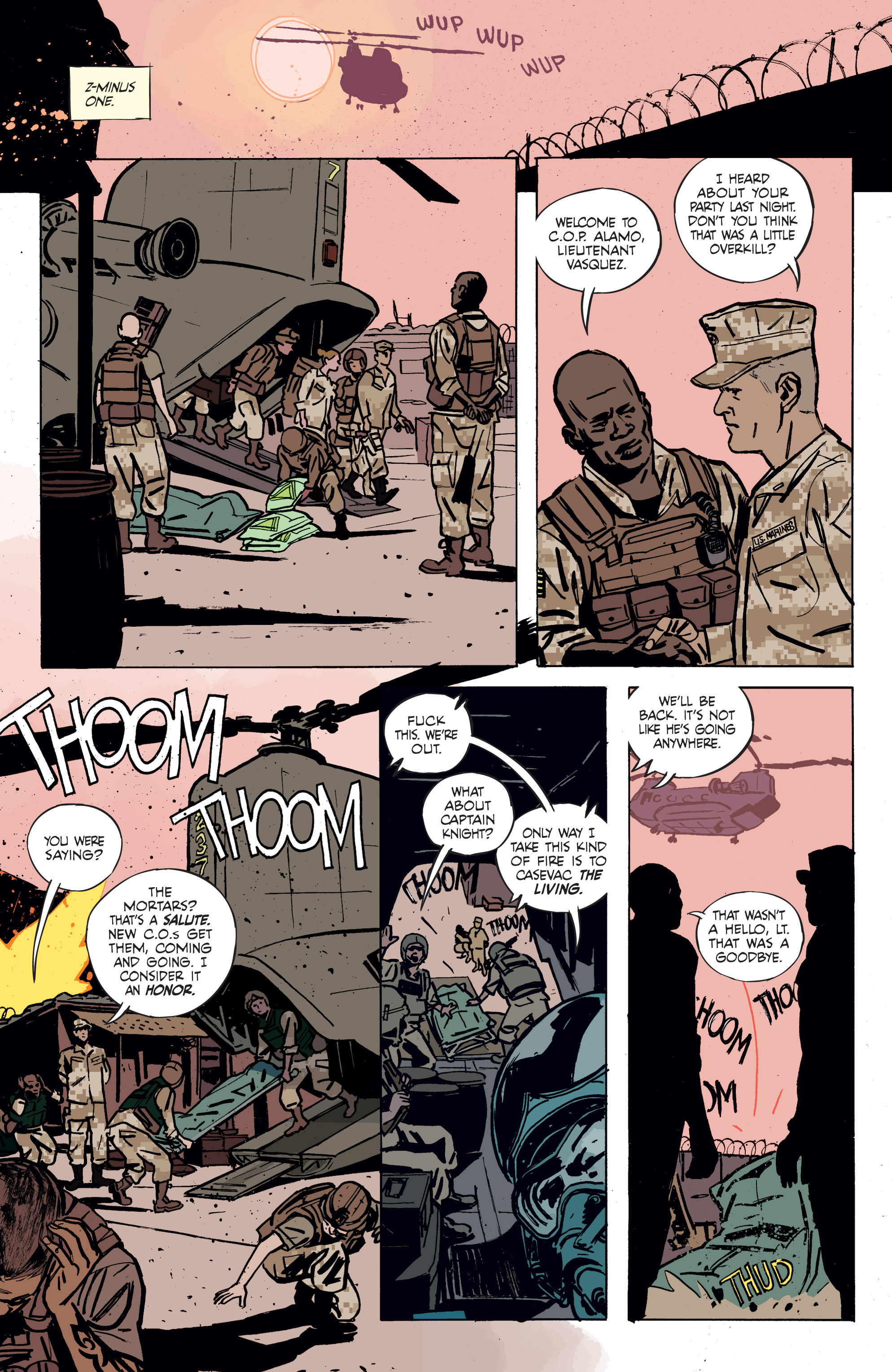 Read online Graveyard of Empires comic -  Issue # TPB - 24