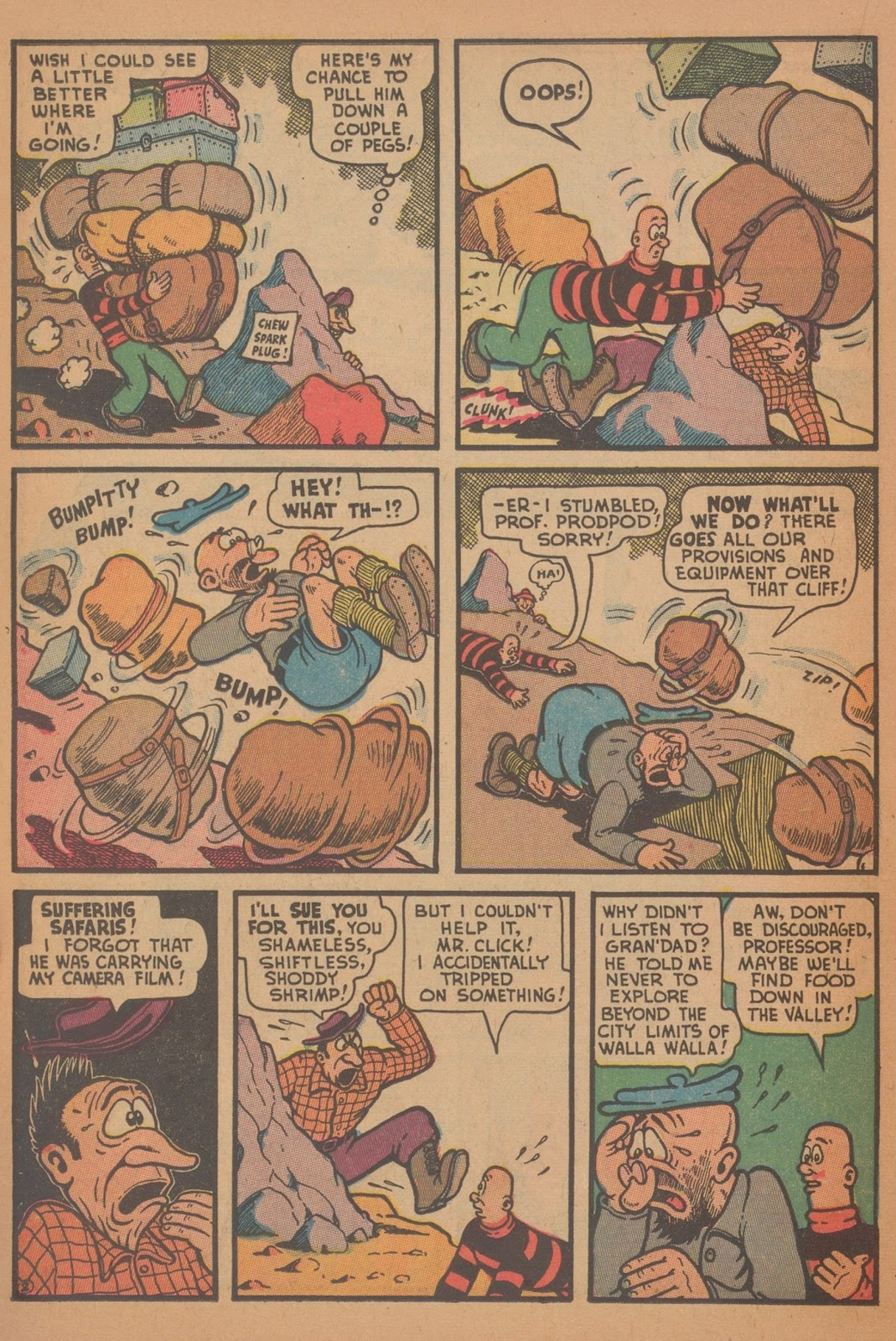 Read online Gay Comics comic -  Issue #29 - 34
