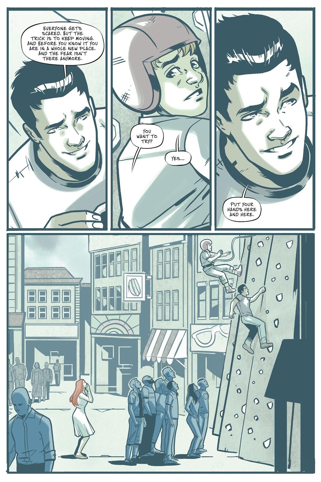 Read online Mera: Tidebreaker comic -  Issue # TPB (Part 2) - 11