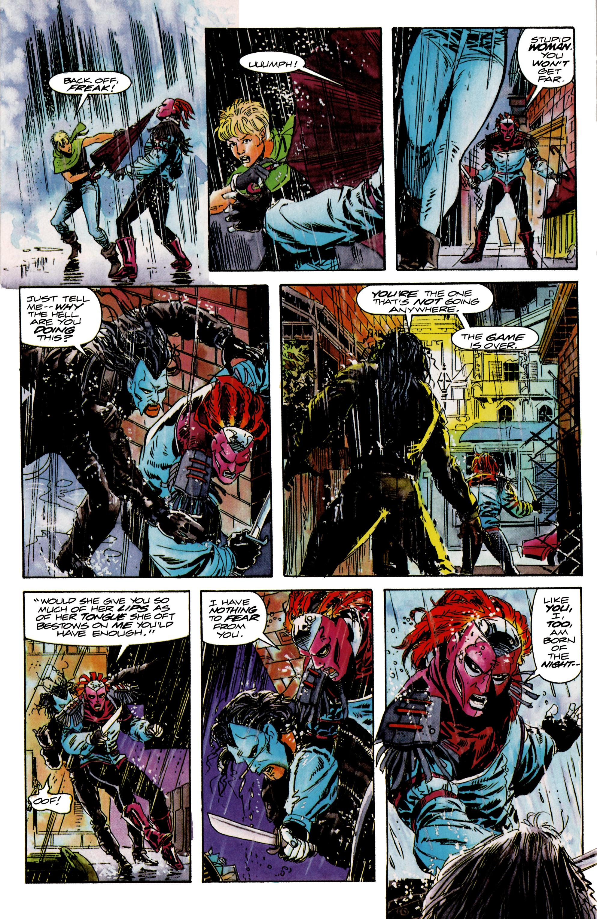Read online Shadowman (1992) comic -  Issue #13 - 17