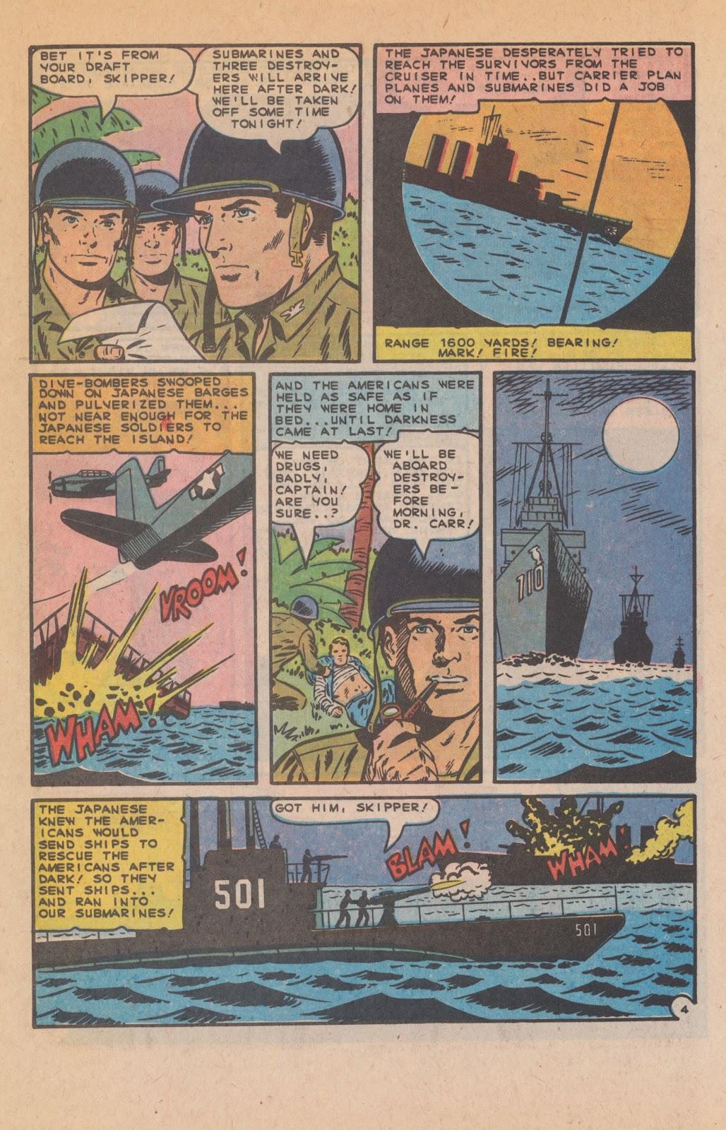 Read online Fightin' Navy comic -  Issue #132 - 27